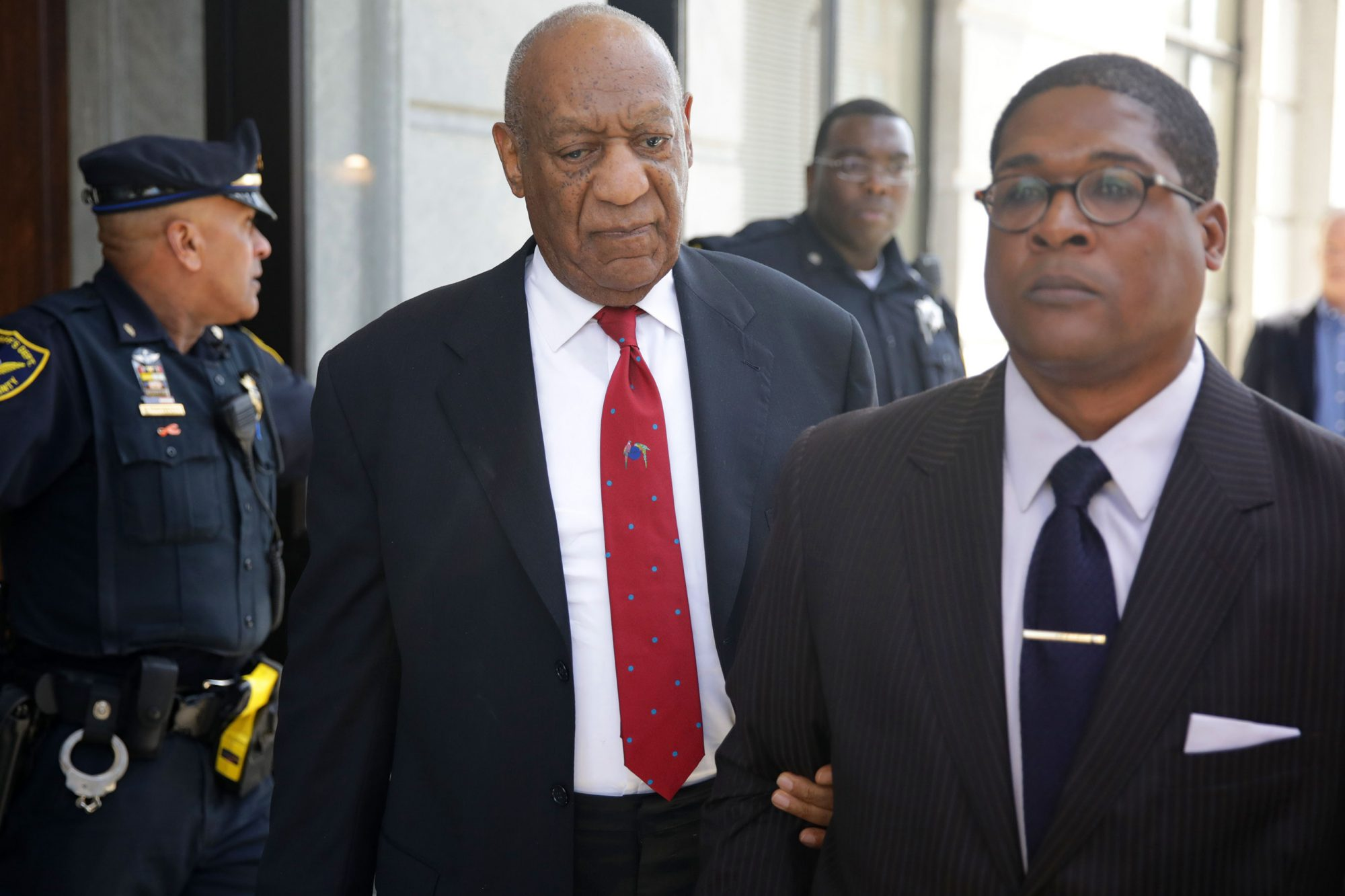 US-COSBY-ENTERTAINMENT-TELEVISION-CRIME-COURT