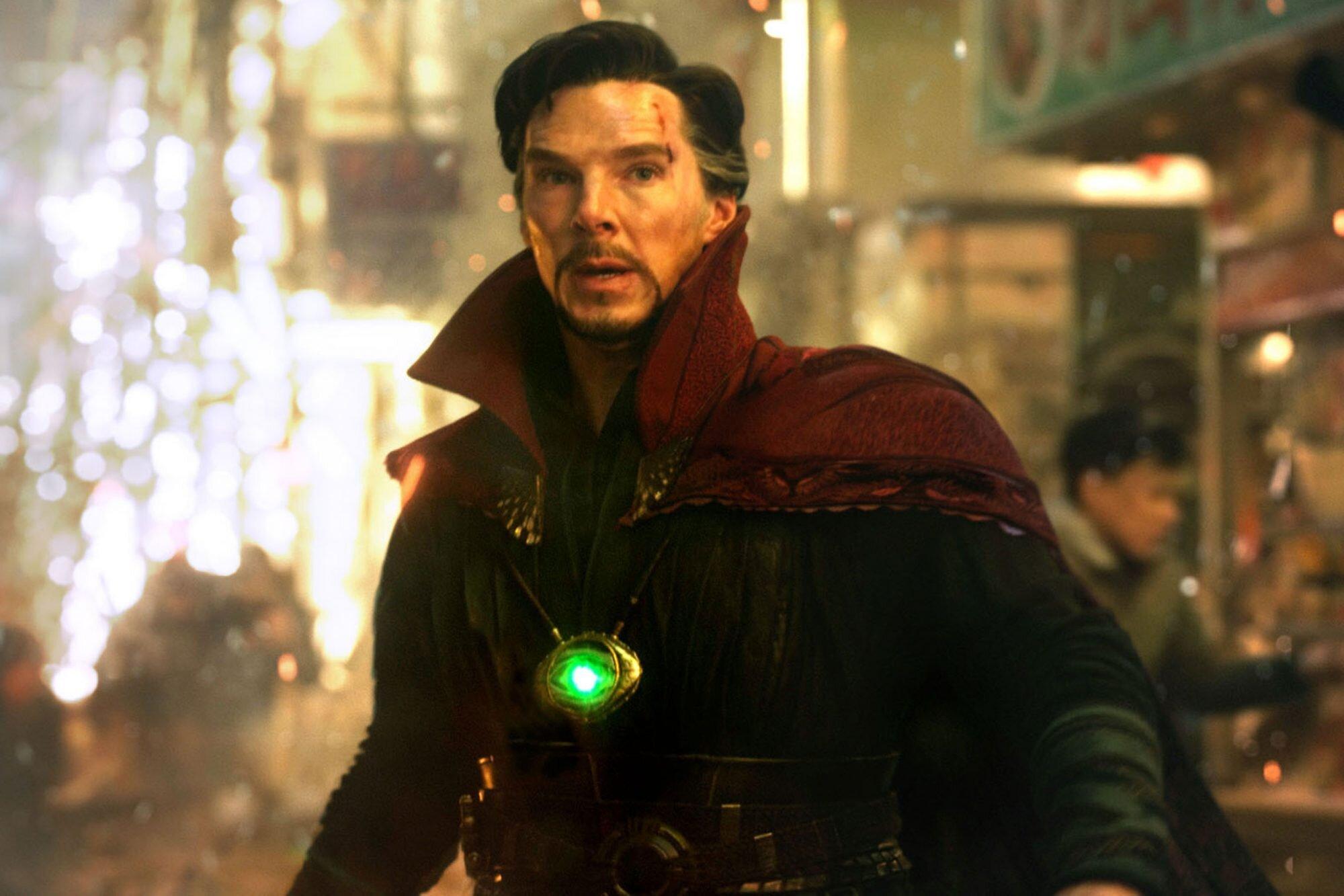 Revisiting Doctor Strange before Avengers: Infinity War | EW.com