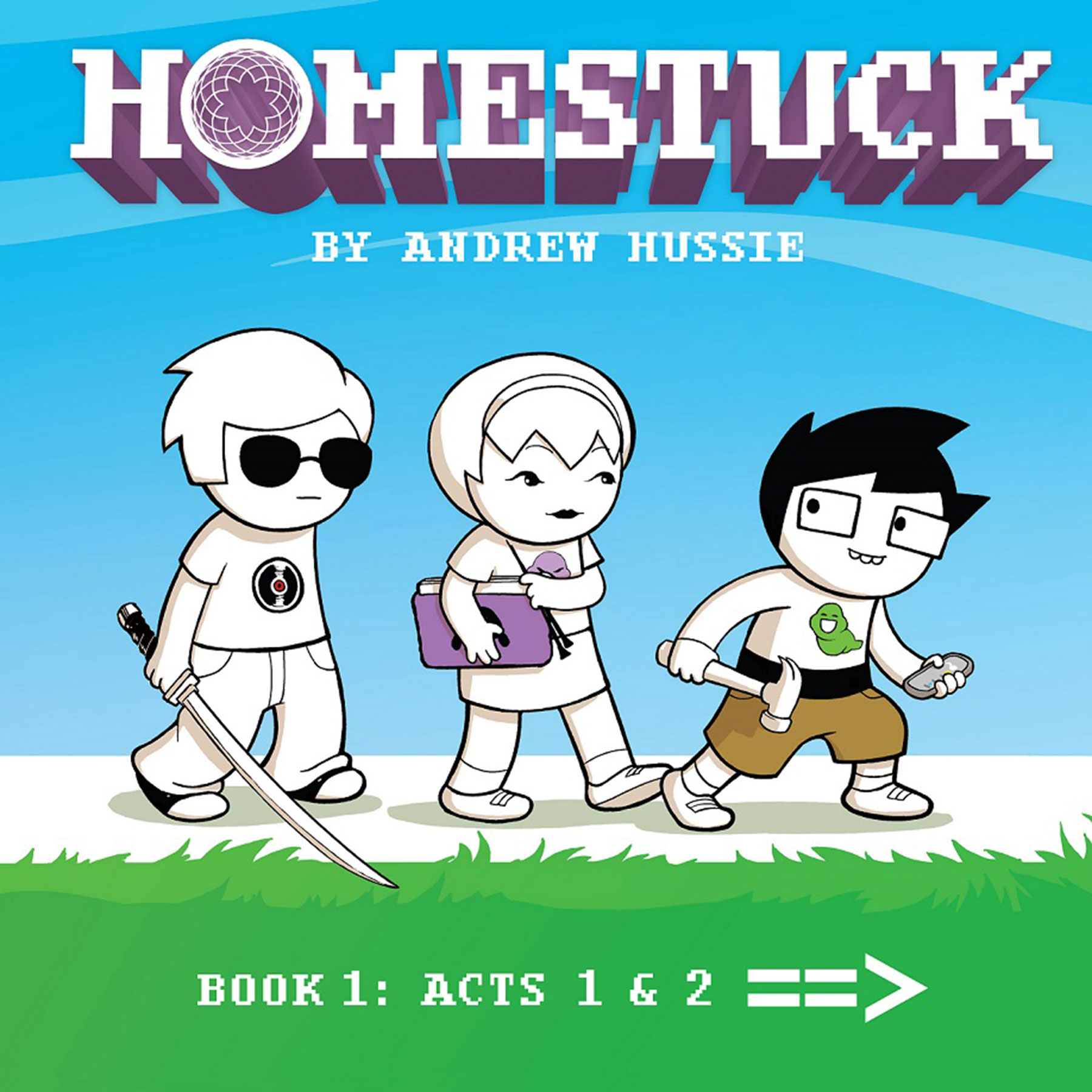 Homestuck-Book01-VIZMedia