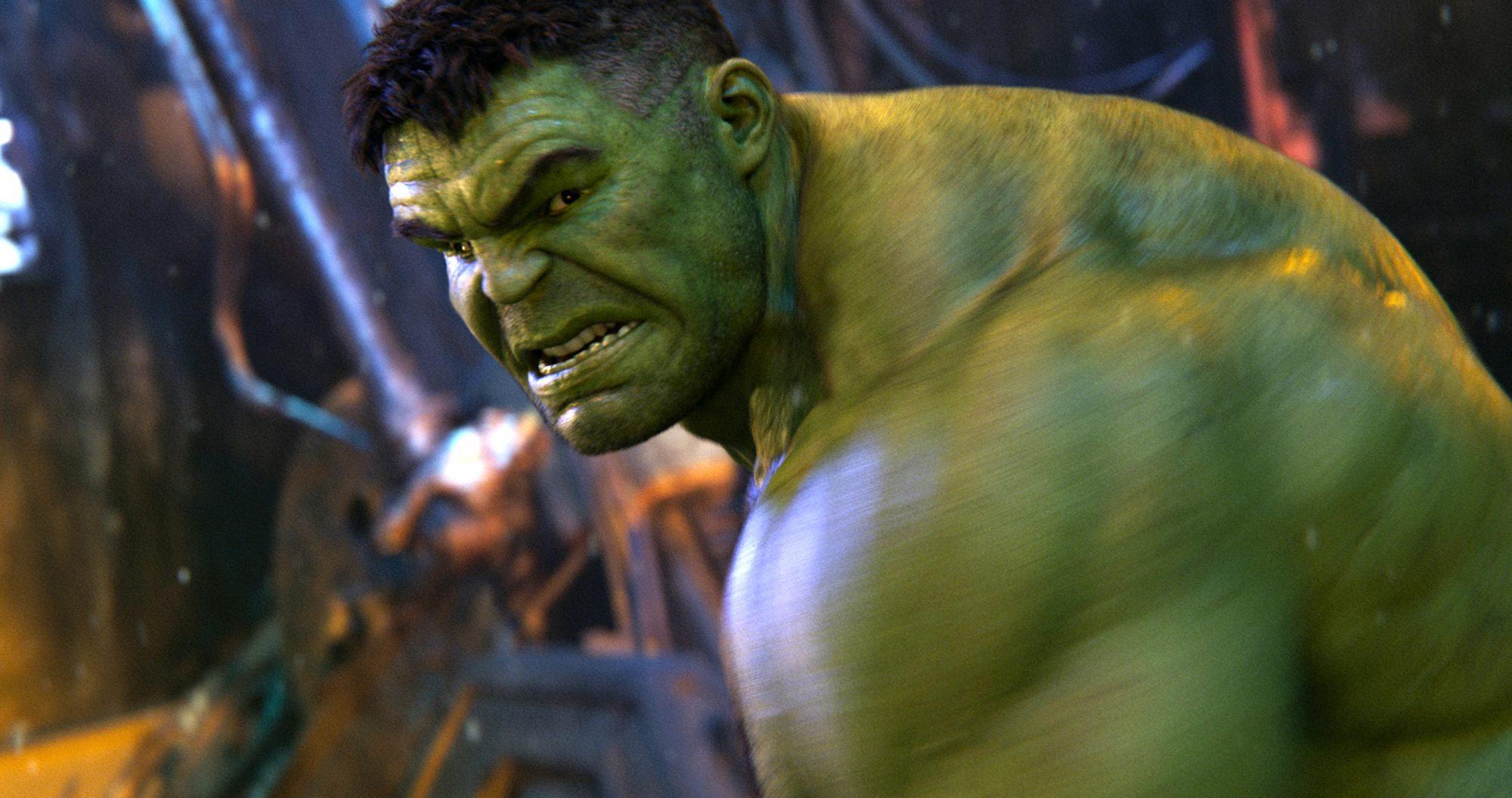 11. Hulk