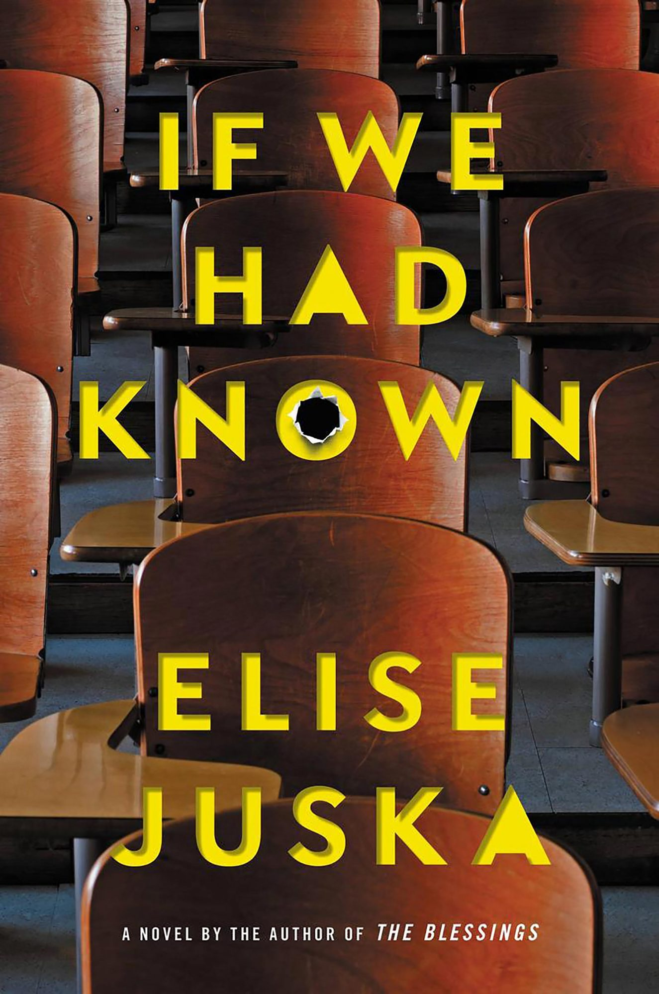 If We Had Known by Elise Juska CR: Grand Central Publishing