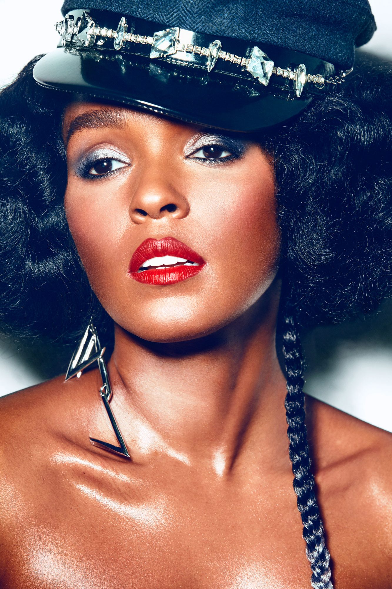 Janelle Monae'Dirty Computer'Promo