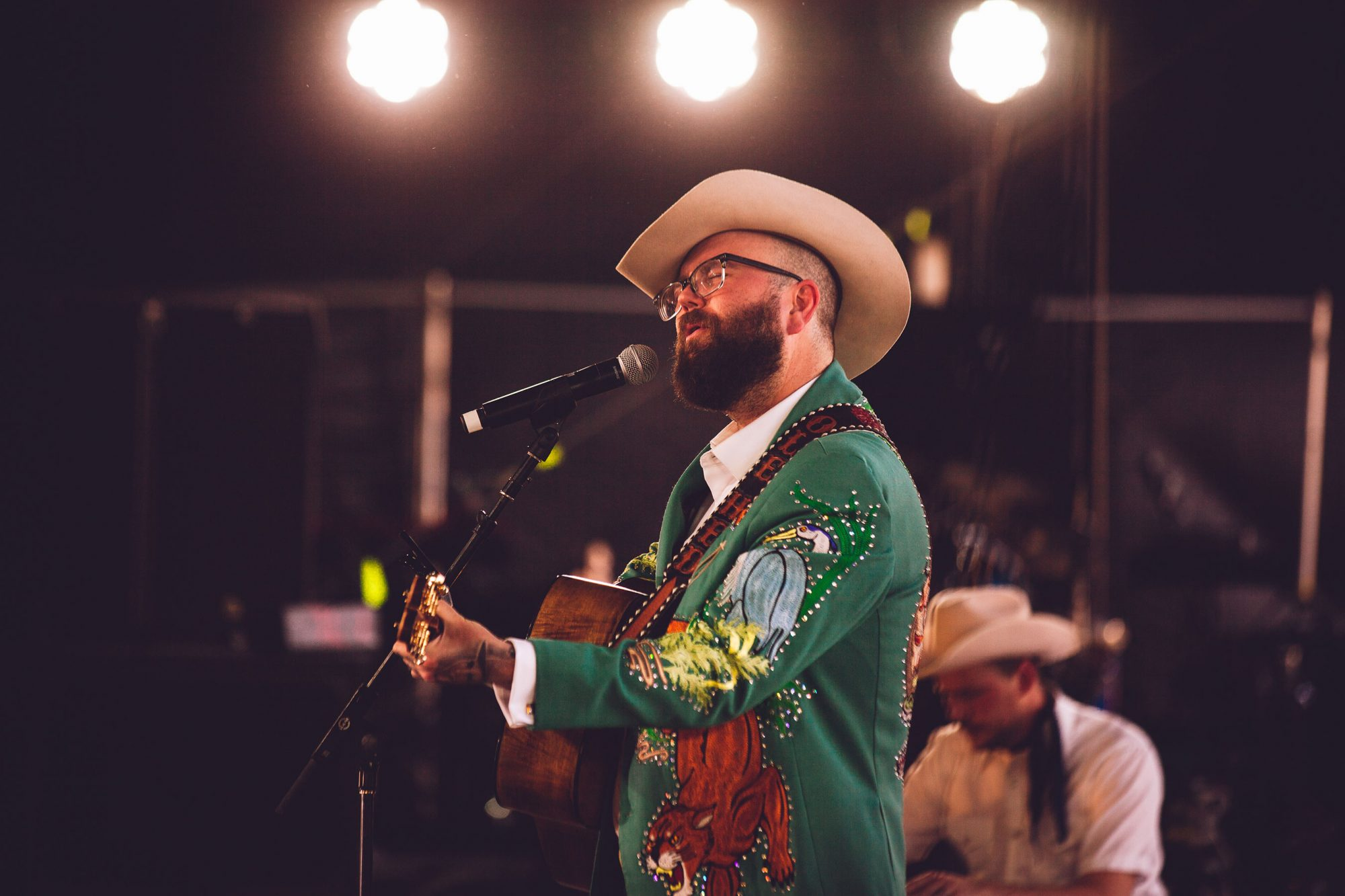 Joshua-Hedley,-Palomino,-Stagecoach-2019