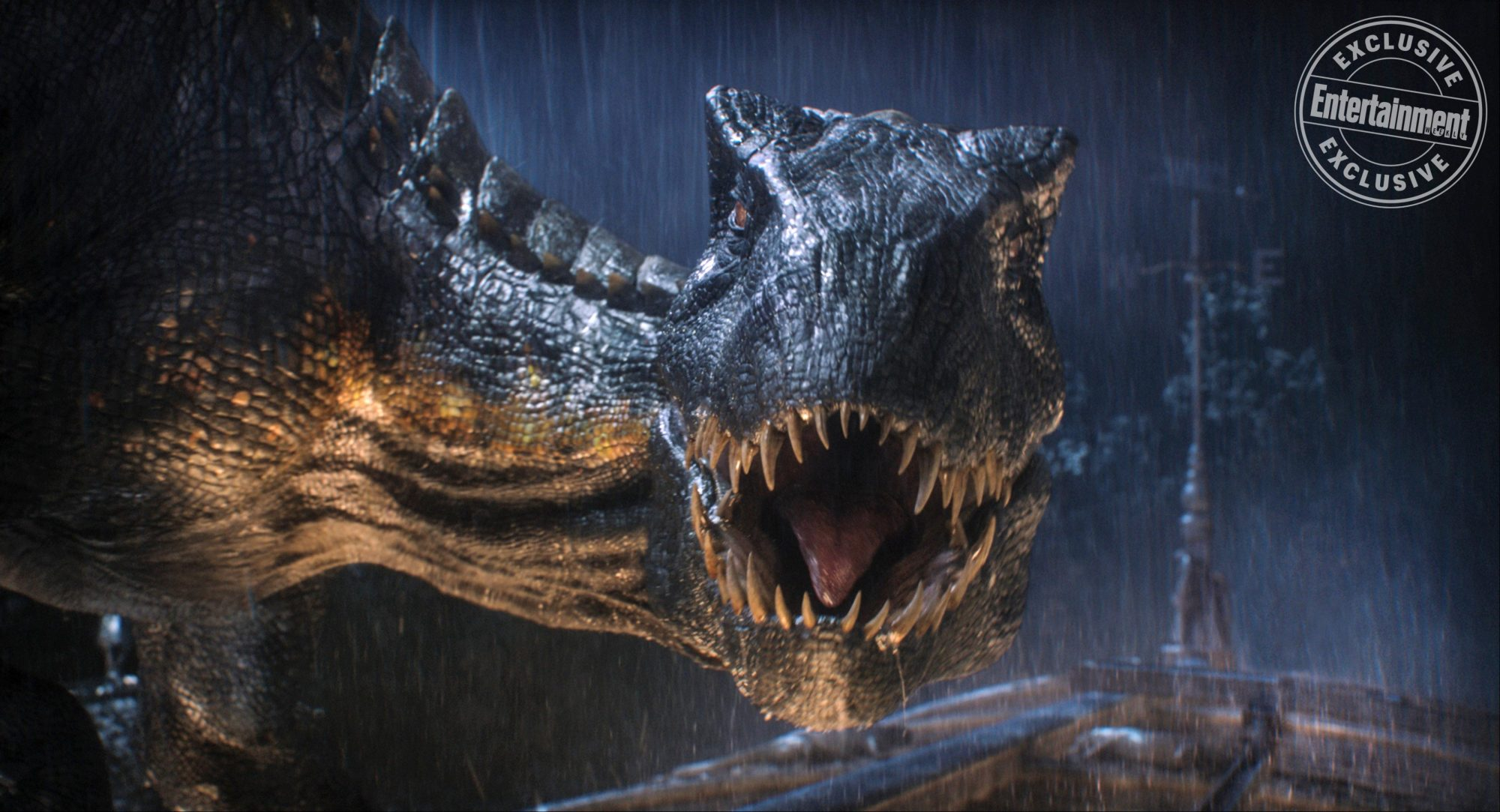 Jurassic World: Fallen KingdomThe Indoraptor