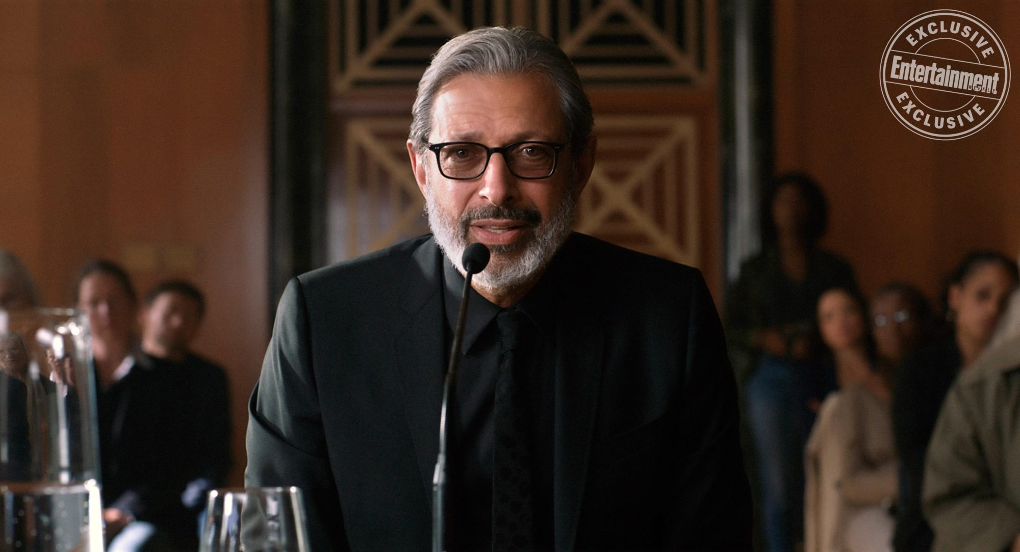 JURASSIC WORLD: FALLEN KINGDOMJeff Goldblum (as Ian Malcolm)