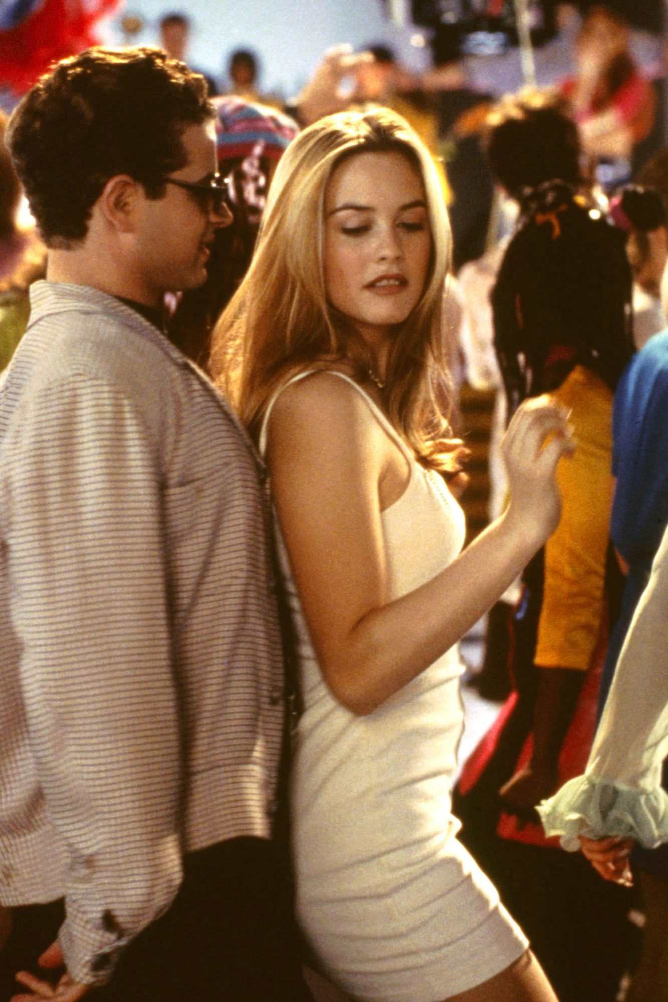CLUELESS, Justin Walker, Alicia Silverstone, 1995, (c) Paramount/courtesy Everett Collection