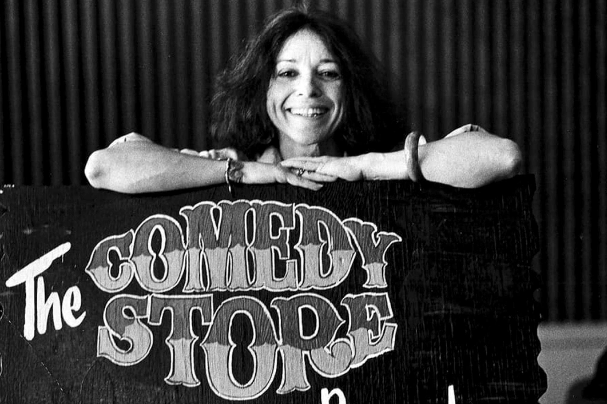 Mitzi-Shore-The-Comedy-Store