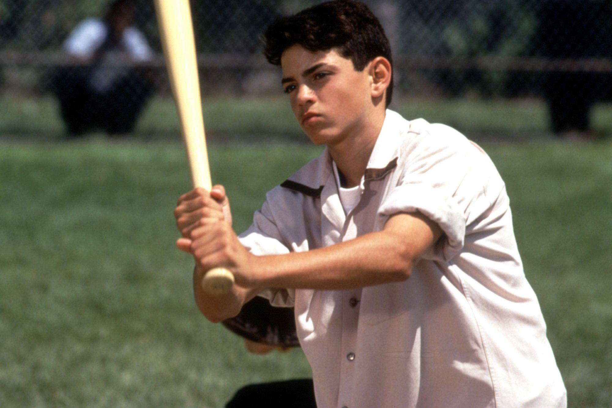 THE SANDLOT, Mike Vitar, 1993, TM and Copyright (c)20th Century Fox Film Corp. All rights reserved.