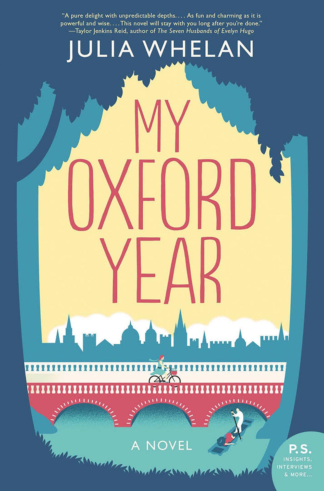 My Oxford Year by Julia Whelan