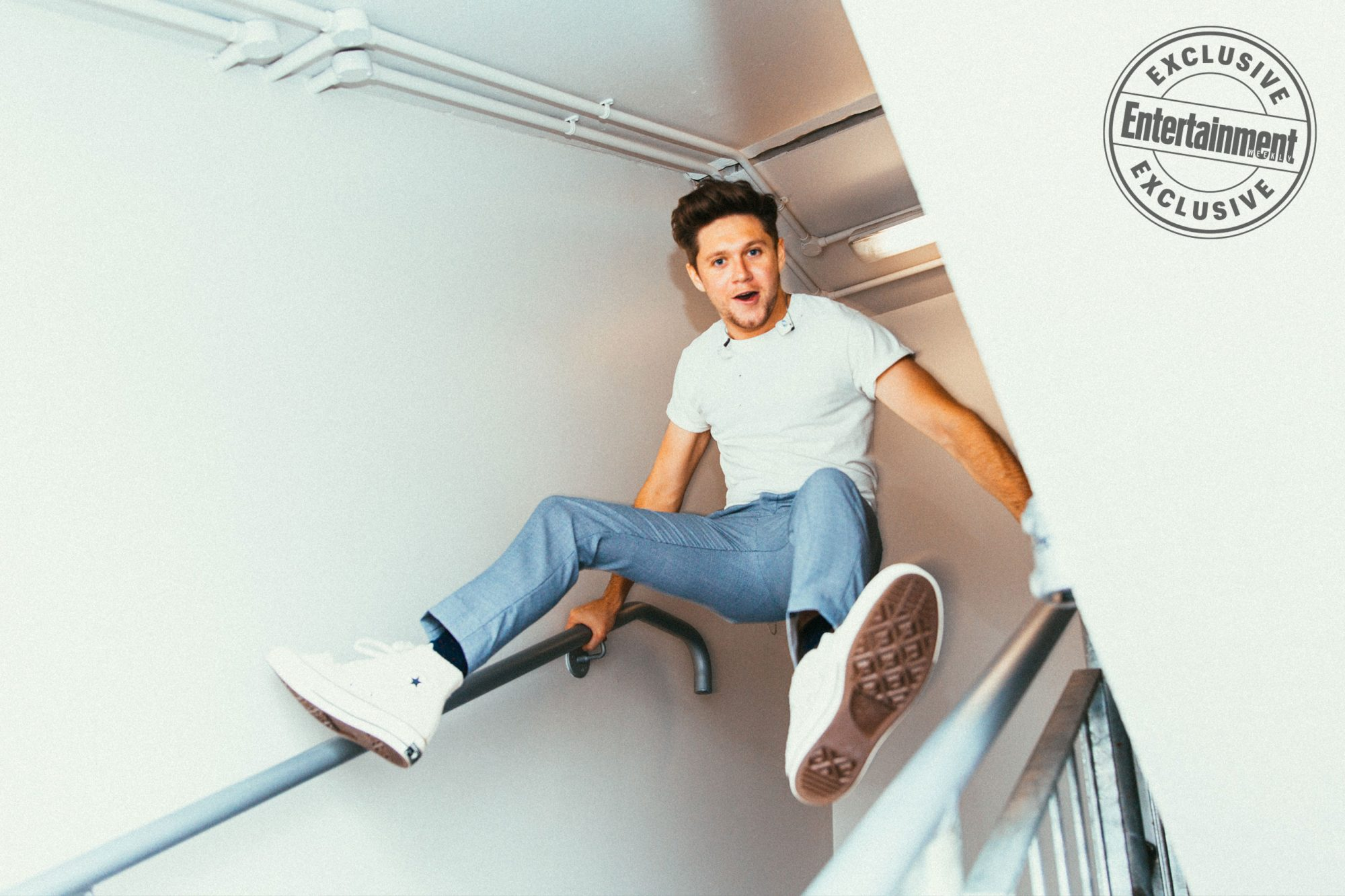 Niall HoranCredit: Christian Tierney