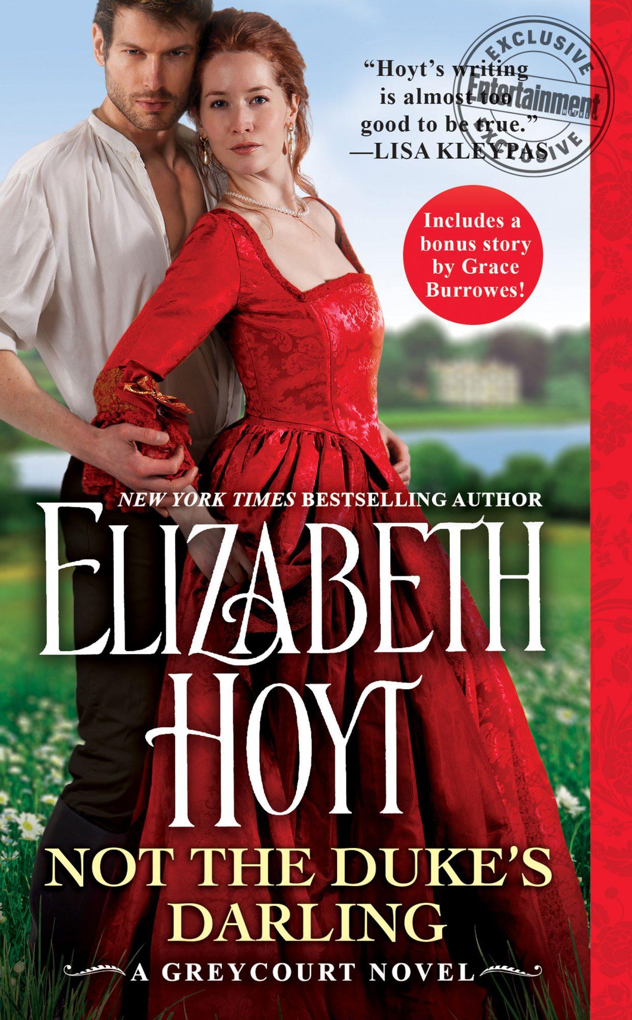 Elizabeth Hoyt Not The Duke's DarlingCredit: Grand Central Publishing