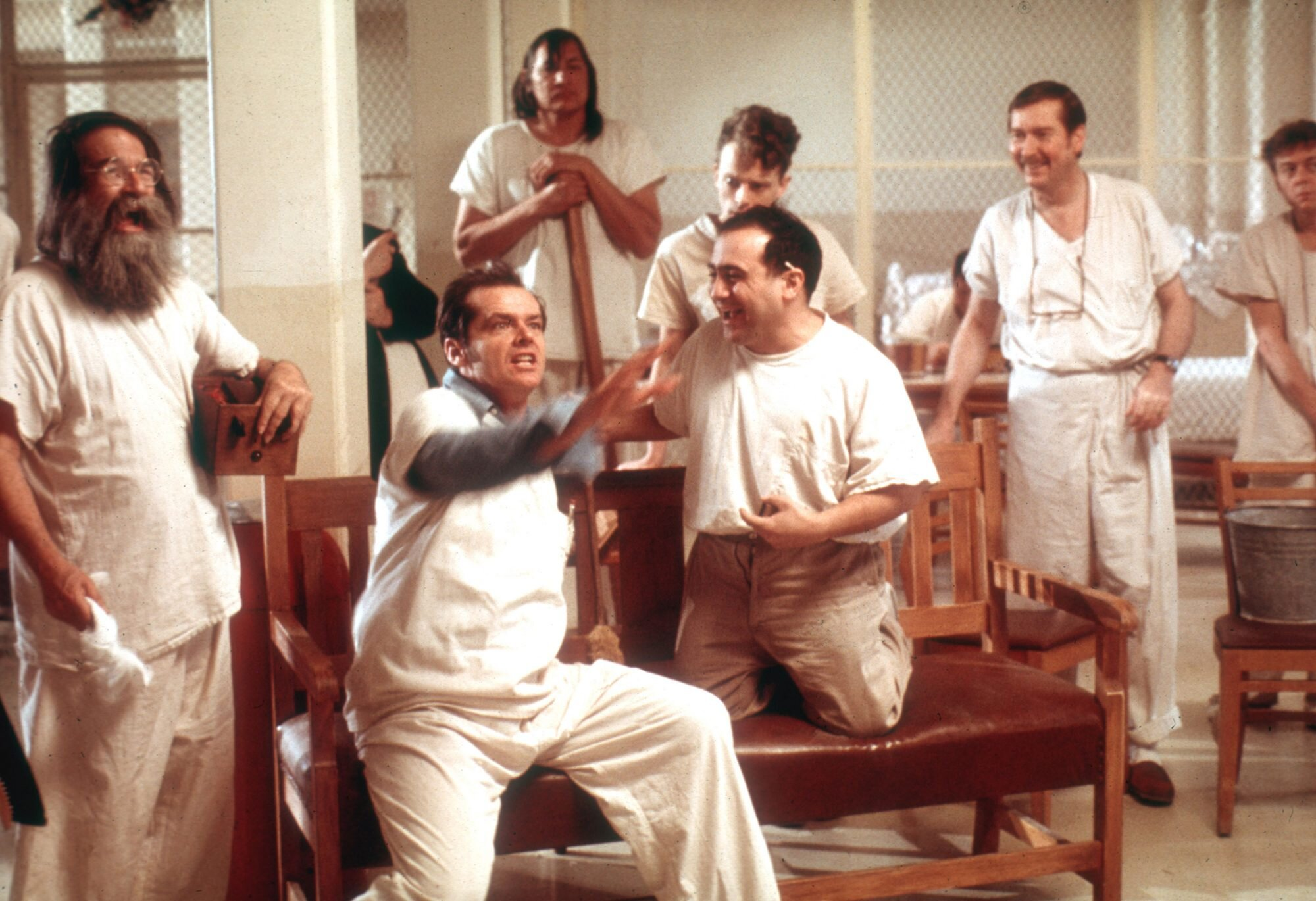 One Flew Over The Cuckoo's Nest oral history: Hollywood's greatest ...