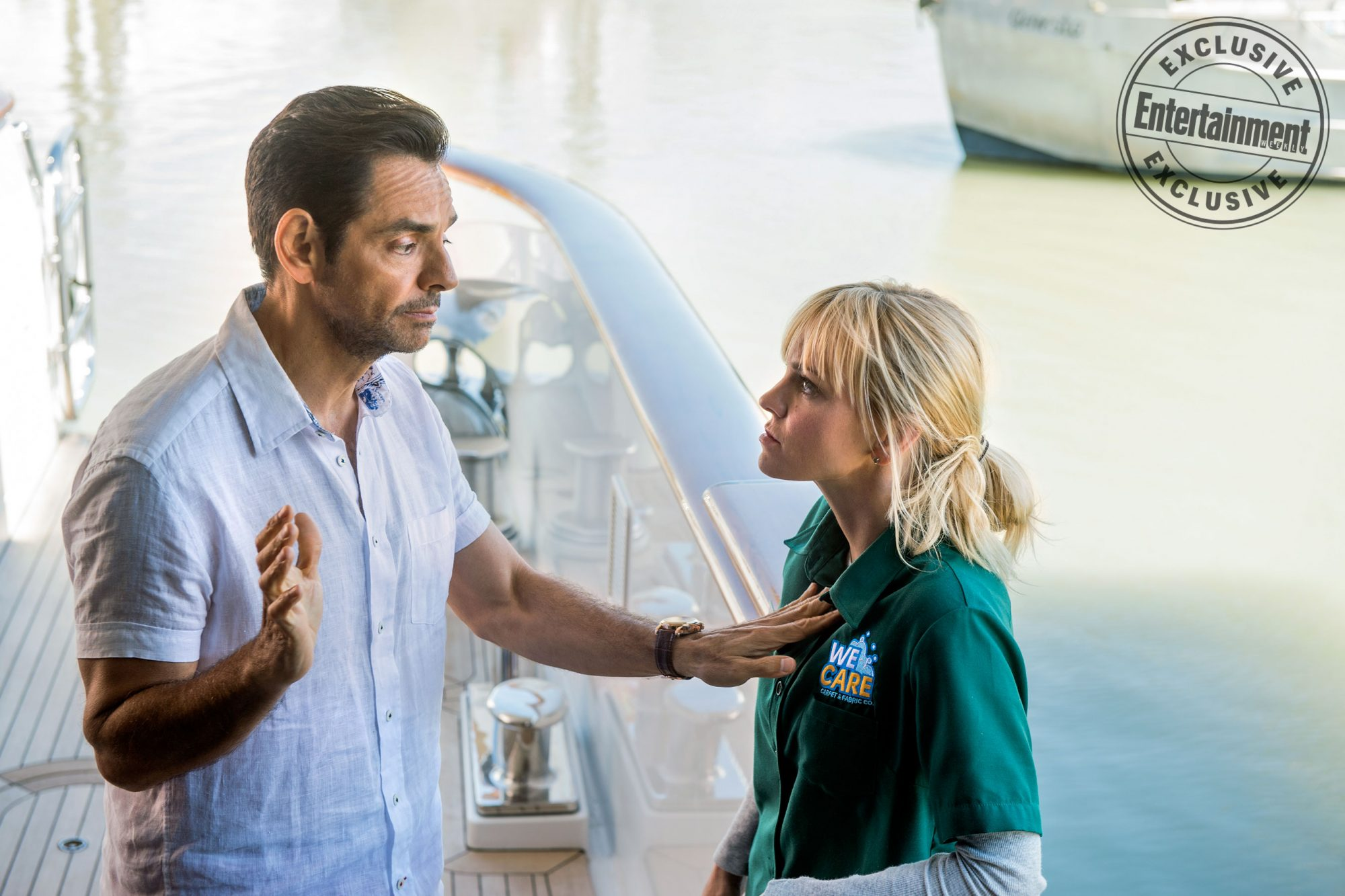 OverboardAnna Faris as Kate and Eugenio Derbez