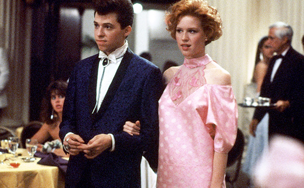 Andie in Pretty in Pink