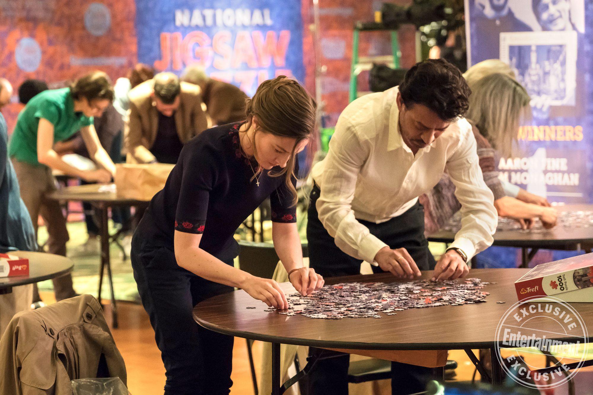 PuzzleKelly Macdonald and Irrfan Khan