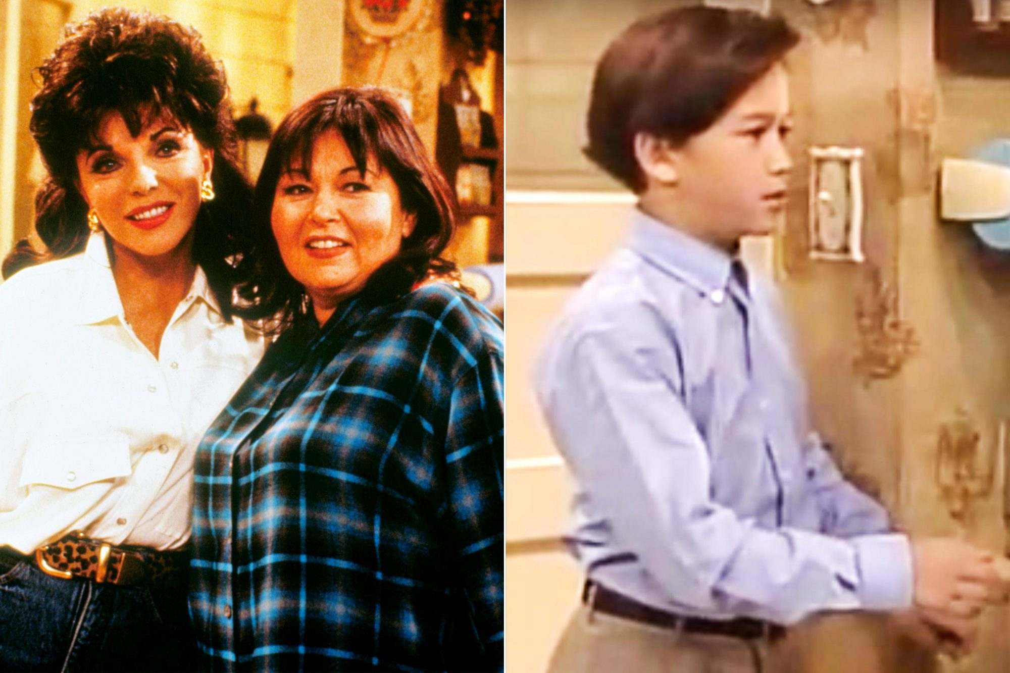 Surprising celebrity appearances on the original 'Roseanne'