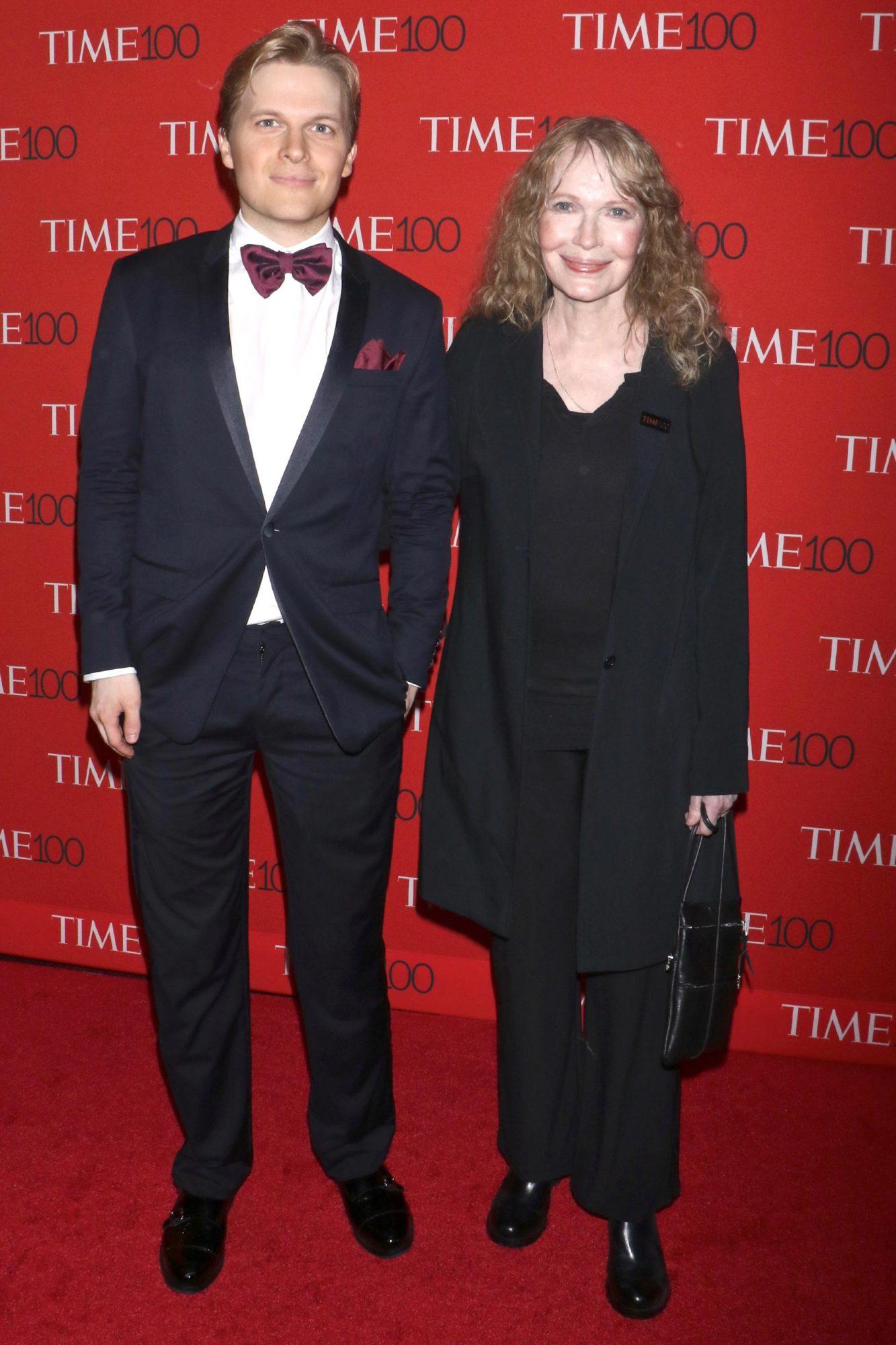 Time 100 Gala, Arrivals, New York, USA - 25 Apr 2017