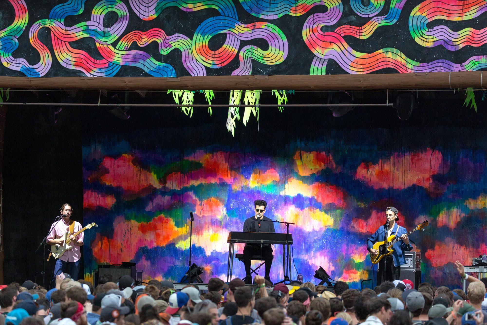 Eaux Claires Music Festival, Wisconsin, USA - 16 Jun 2017