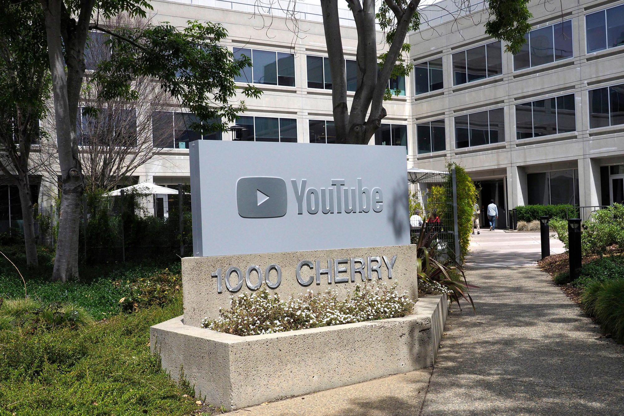 YouTube Headquarters, San Bruno, USA - 30 Mar 2018