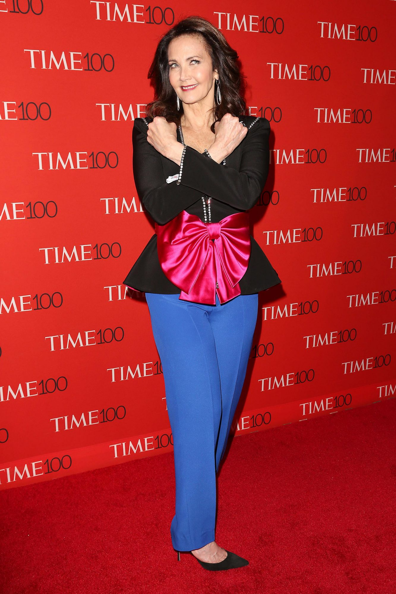 TIME 100 Most Influential People 2018 - Red Carpet Arrivals, New York, USA - 24 Apr 2018
