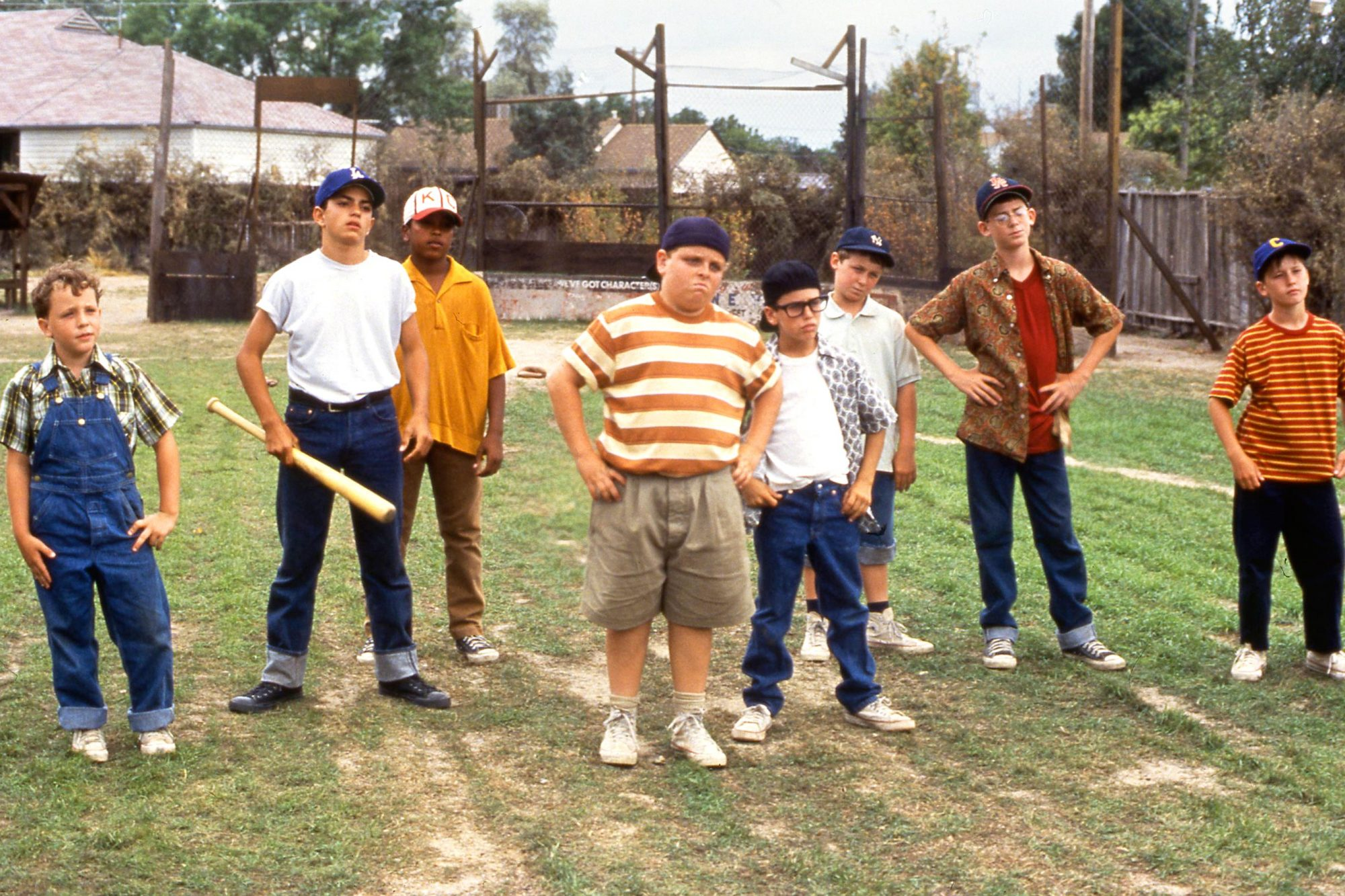 Remembering The Sandlot