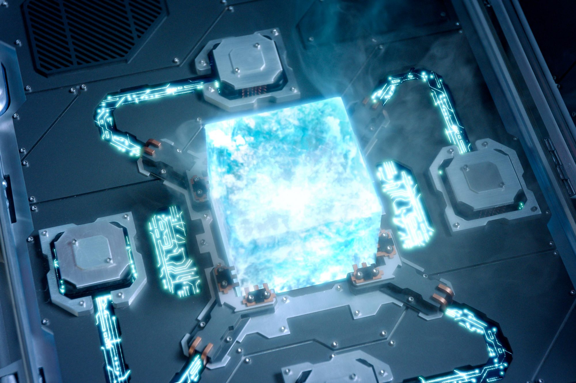 Marvel's The AvengersTesseract (Cosmic Cube)