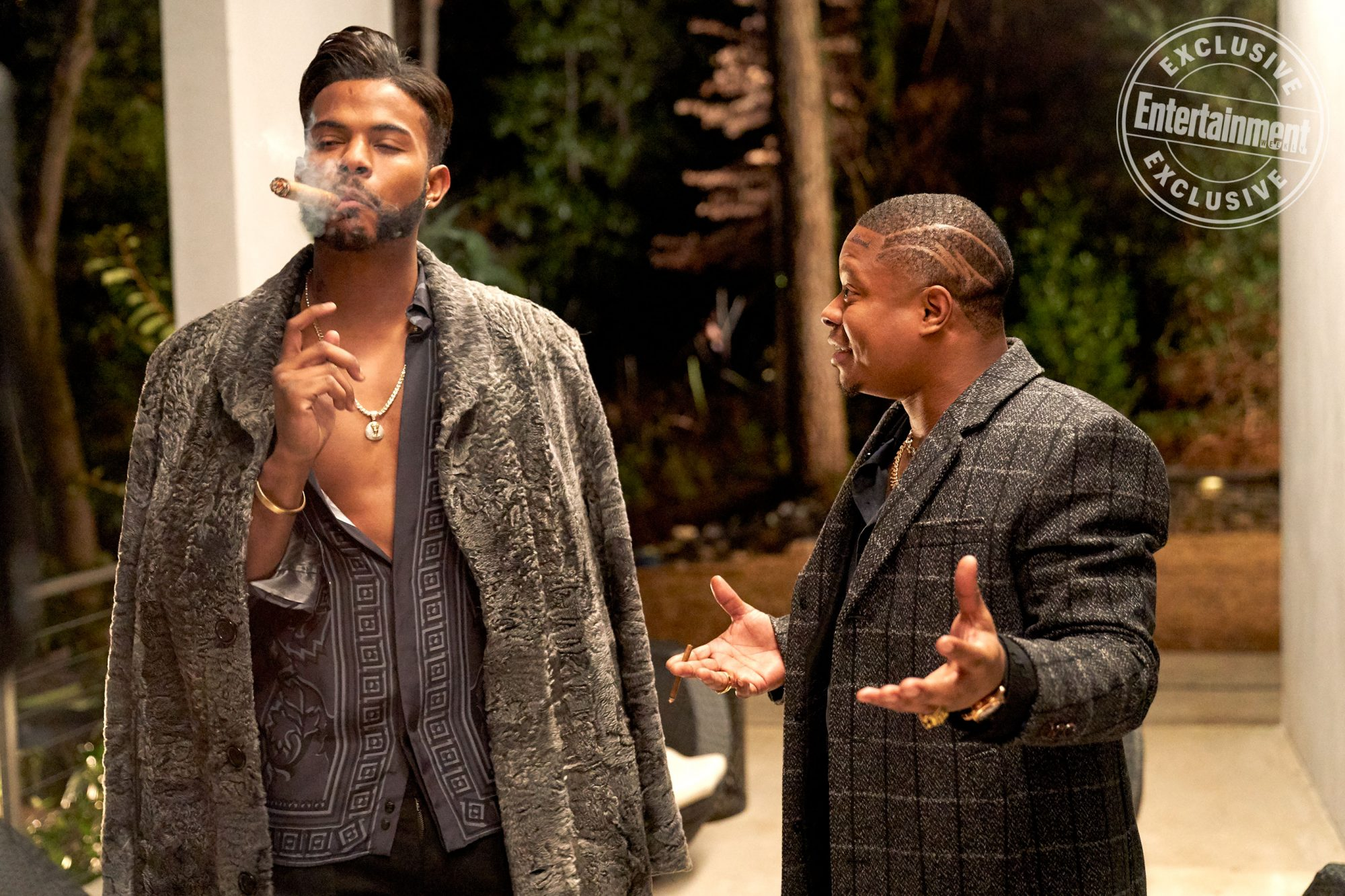 SUPERFLY Trevor Jackson and Jason Mitchell