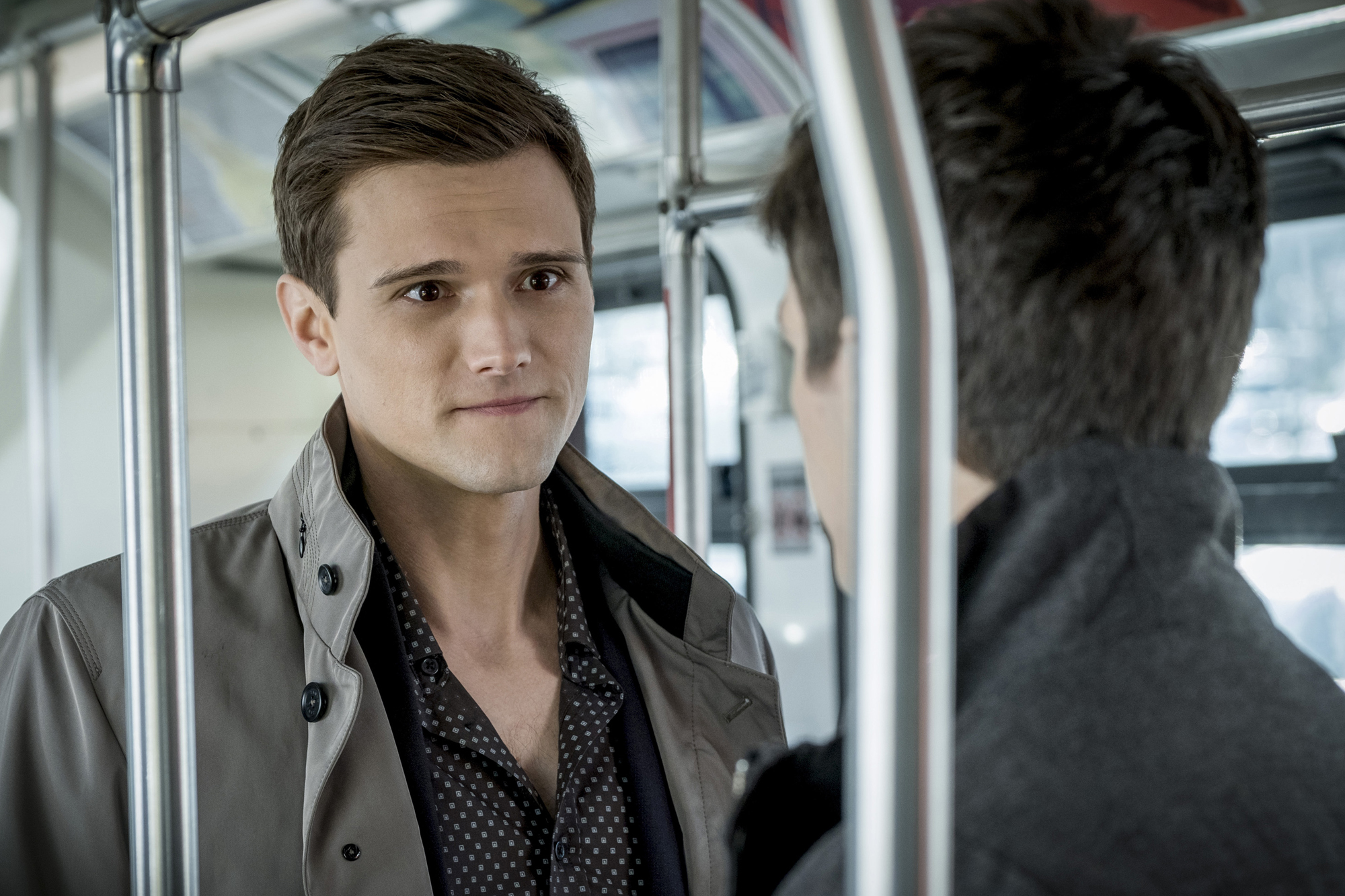 Paul Wesley is rumored to be Hartley's Replacement as Ralph Dibny in CW Flash