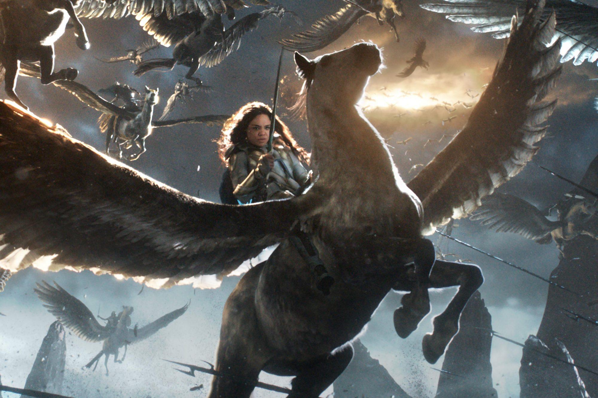 6. Ride of the Valkyrie (Thor: Ragnarok, 2017)