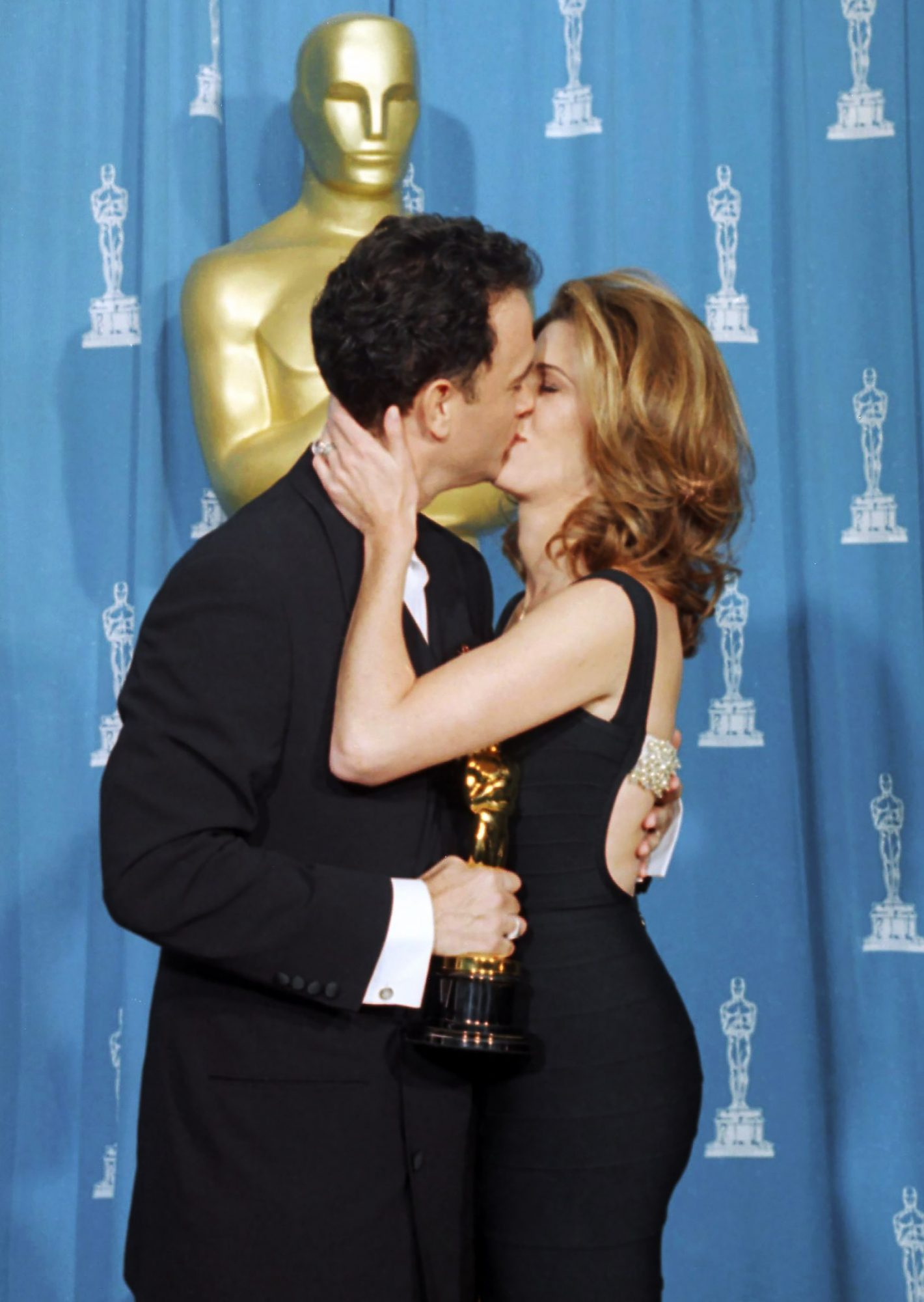 Tom Hanks and Rita Wilson, Los Angeles, USA