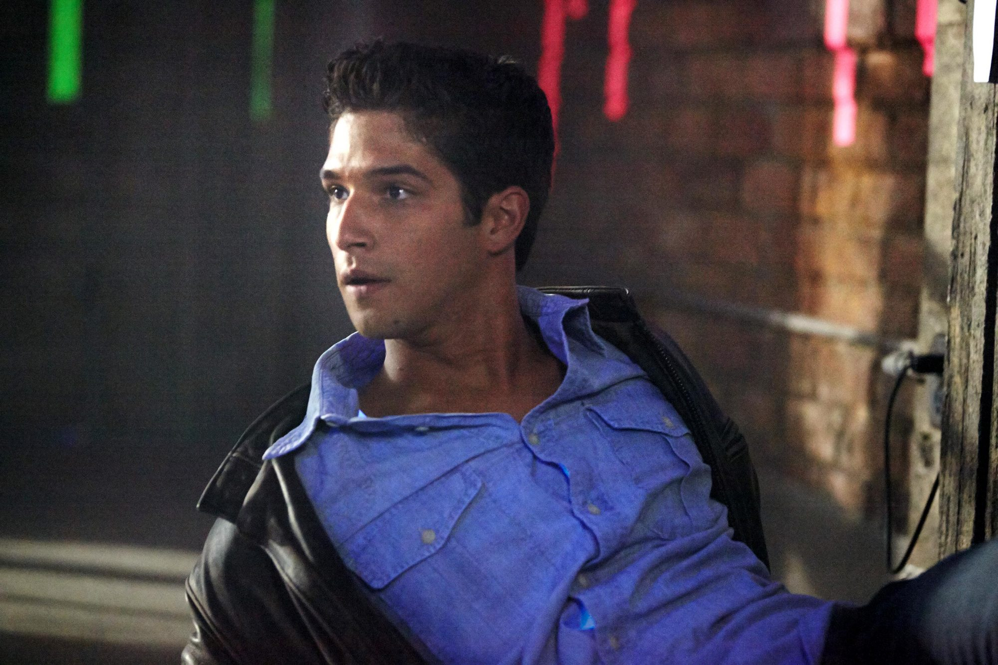 Teen Wolf, Season 3Scott McCall ? Played by Tyler Posey