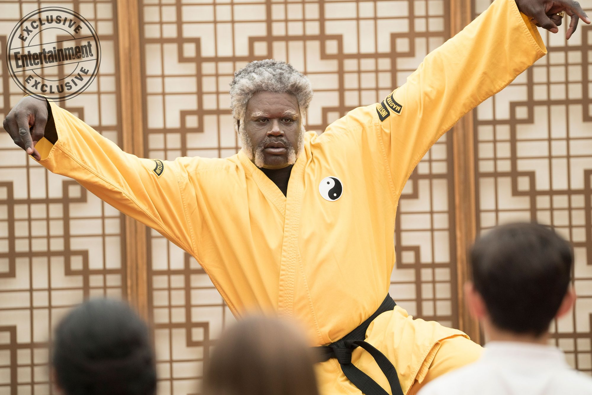 "Uncle DrewShaquille O'Neal stars as ""Big Fella"""