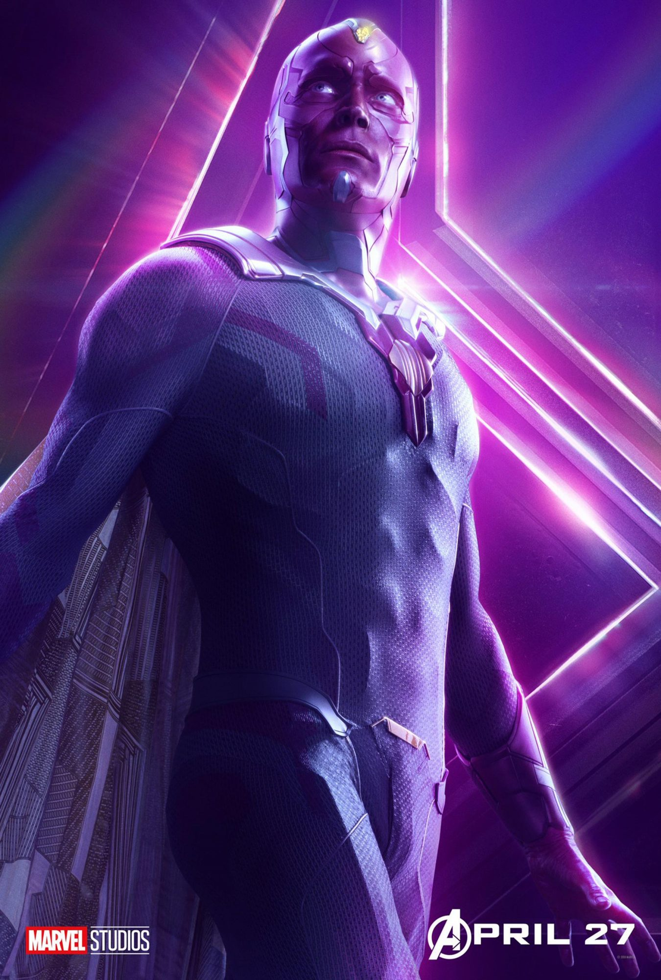 Avengers: Infinity War Character Posters CR: Marvel Studios