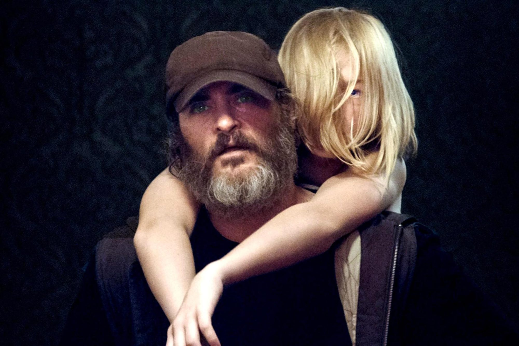 You Were Never Really Here (2017) -- Pictured: Joaquin Phoenix CR: Cannes Press