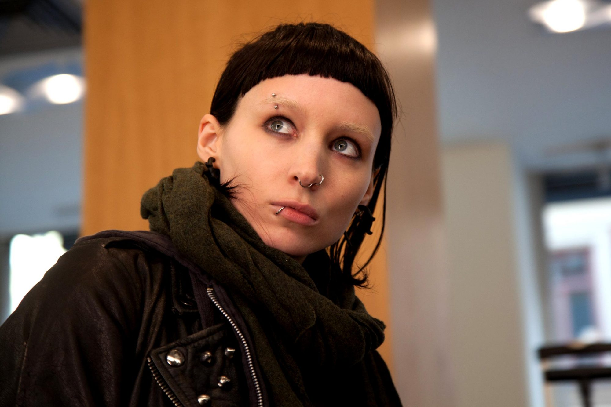 The Girl with the Dragon Tattoo (2011)Rooney Mara
