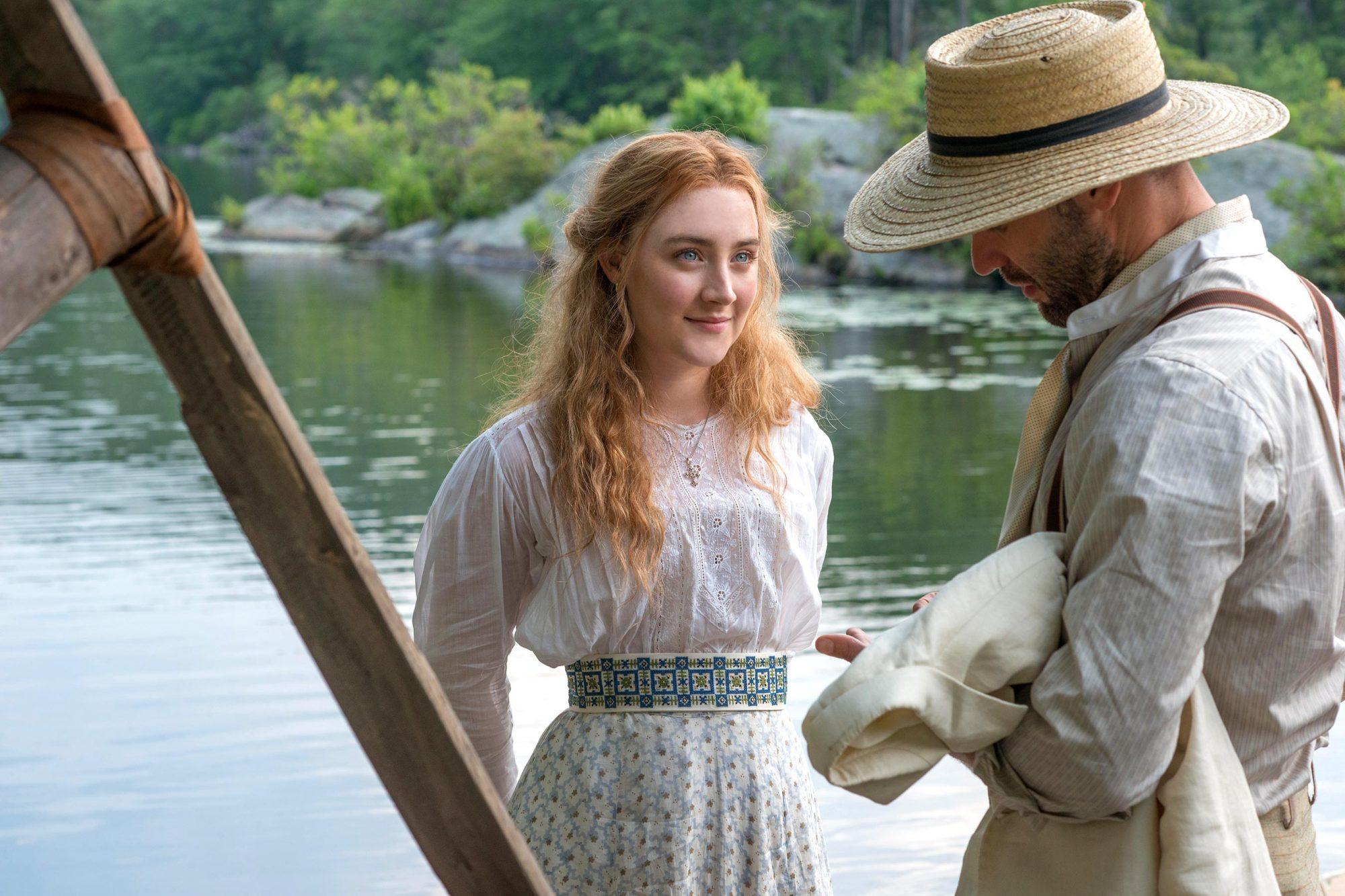 The Seagull (2018)Saoirse Ronan CR: Nicole Rivelli/Sony Pictures Classics