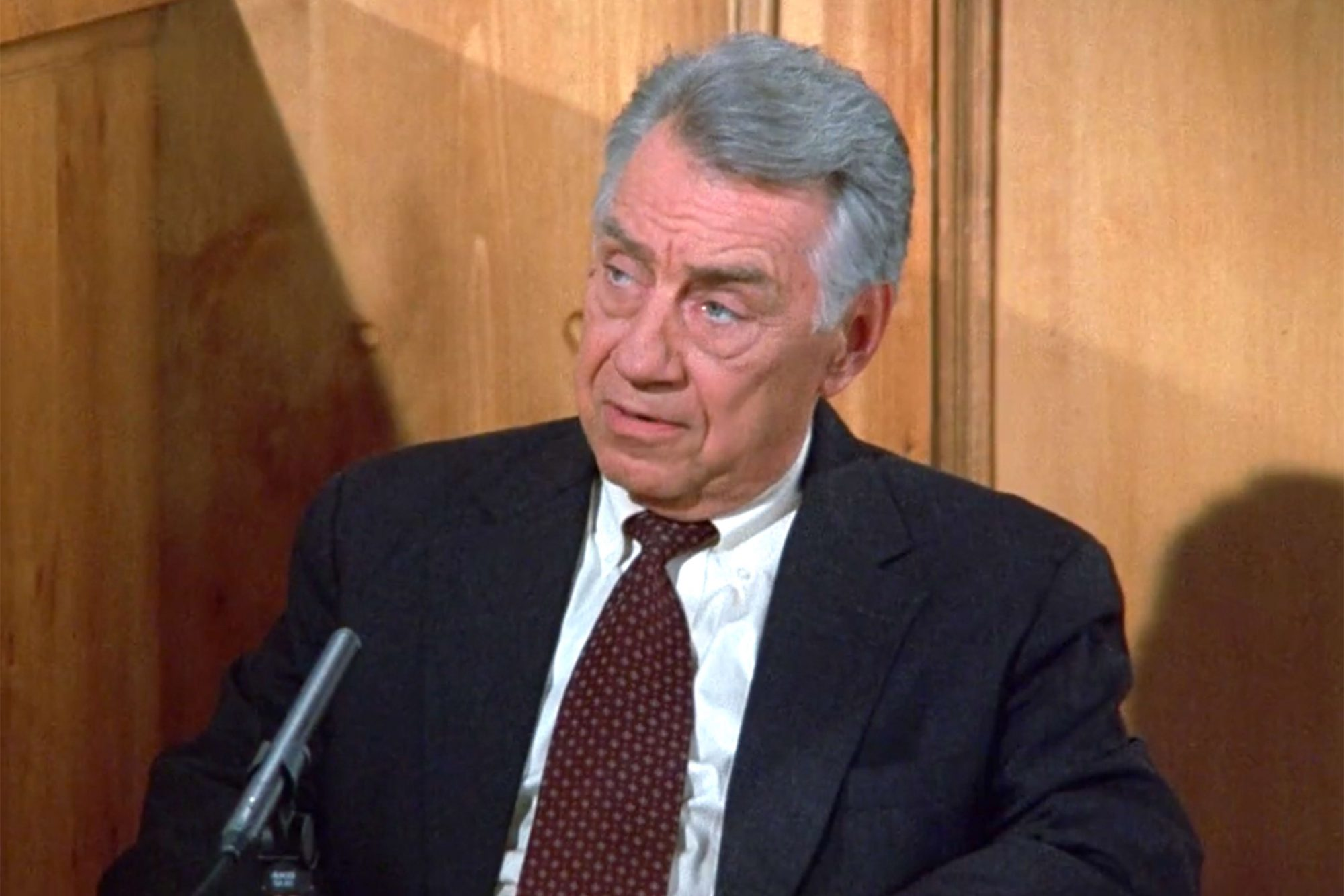 12. Philip Baker Hall as Joe Bookman
