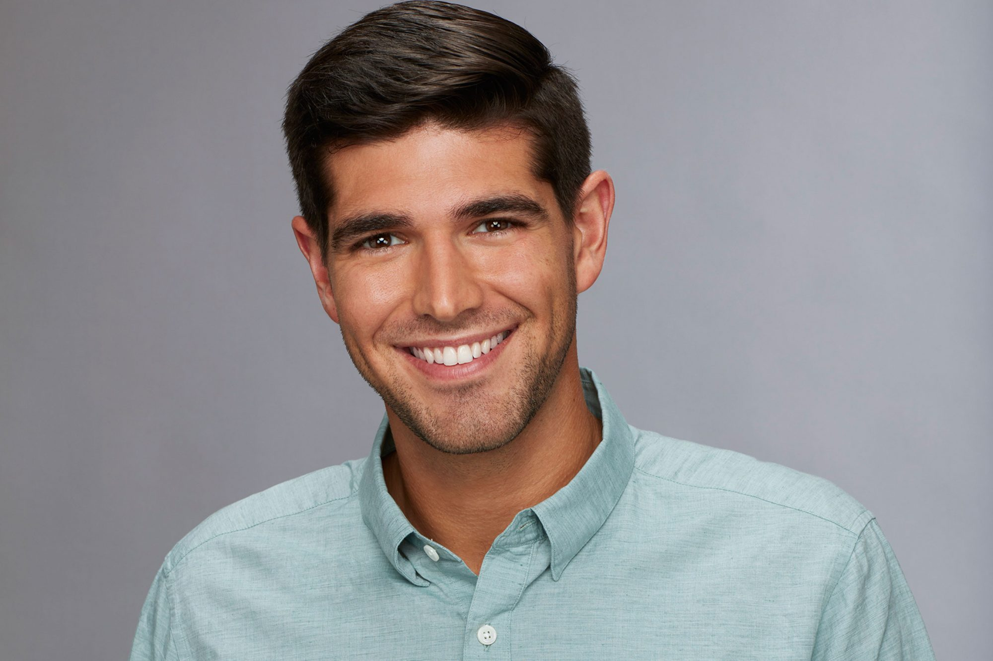 """Banjoist,"" Ryan on season 14 of The Bachelorette"