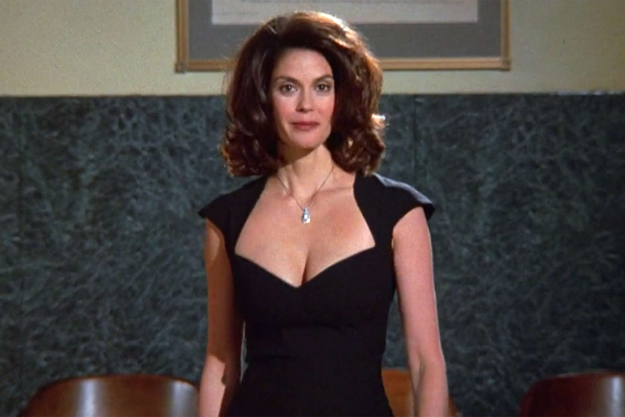 18. Teri Hatcher as Sidra Holland