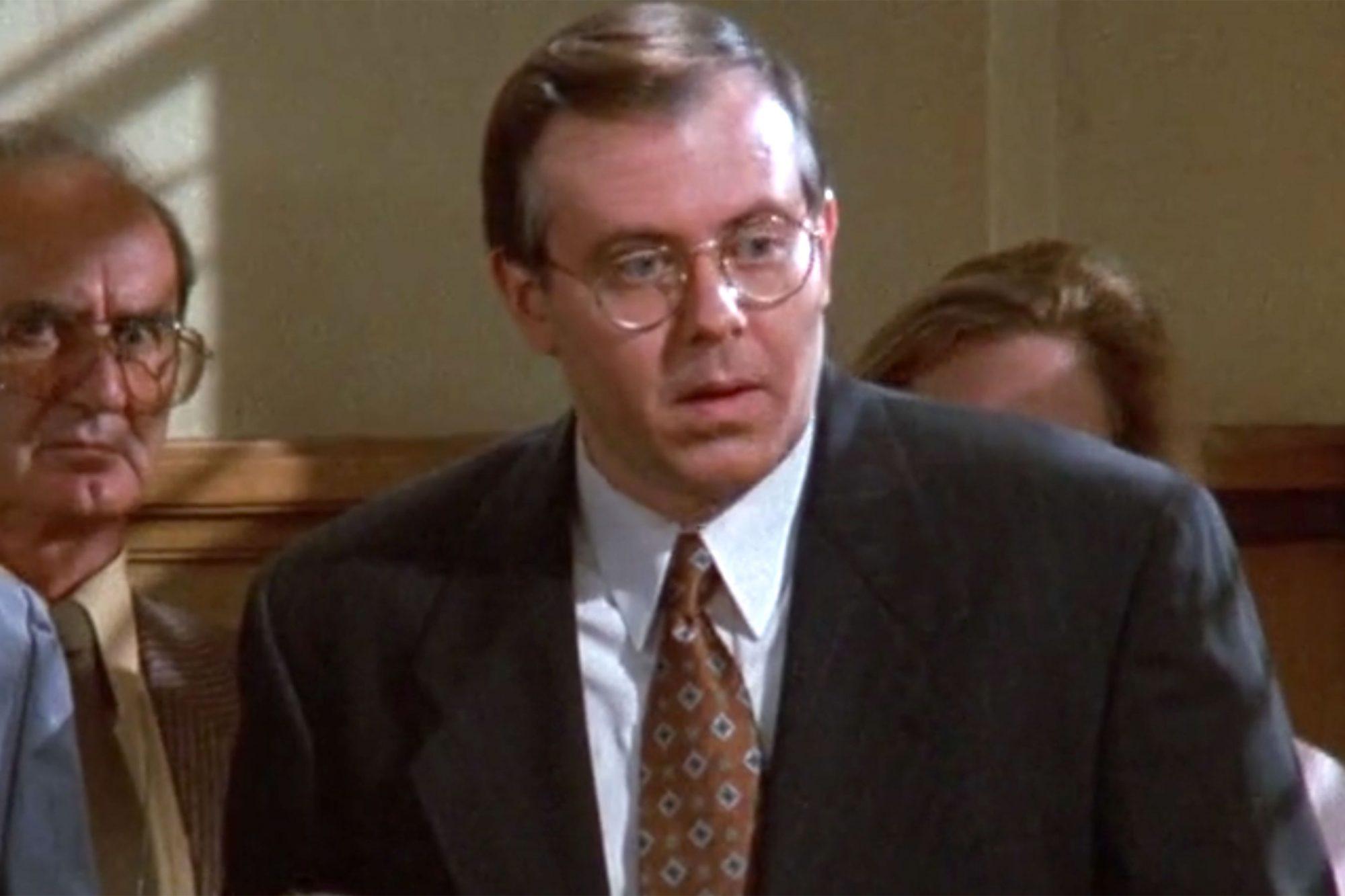 33. Kevin Page as Stu Chermak