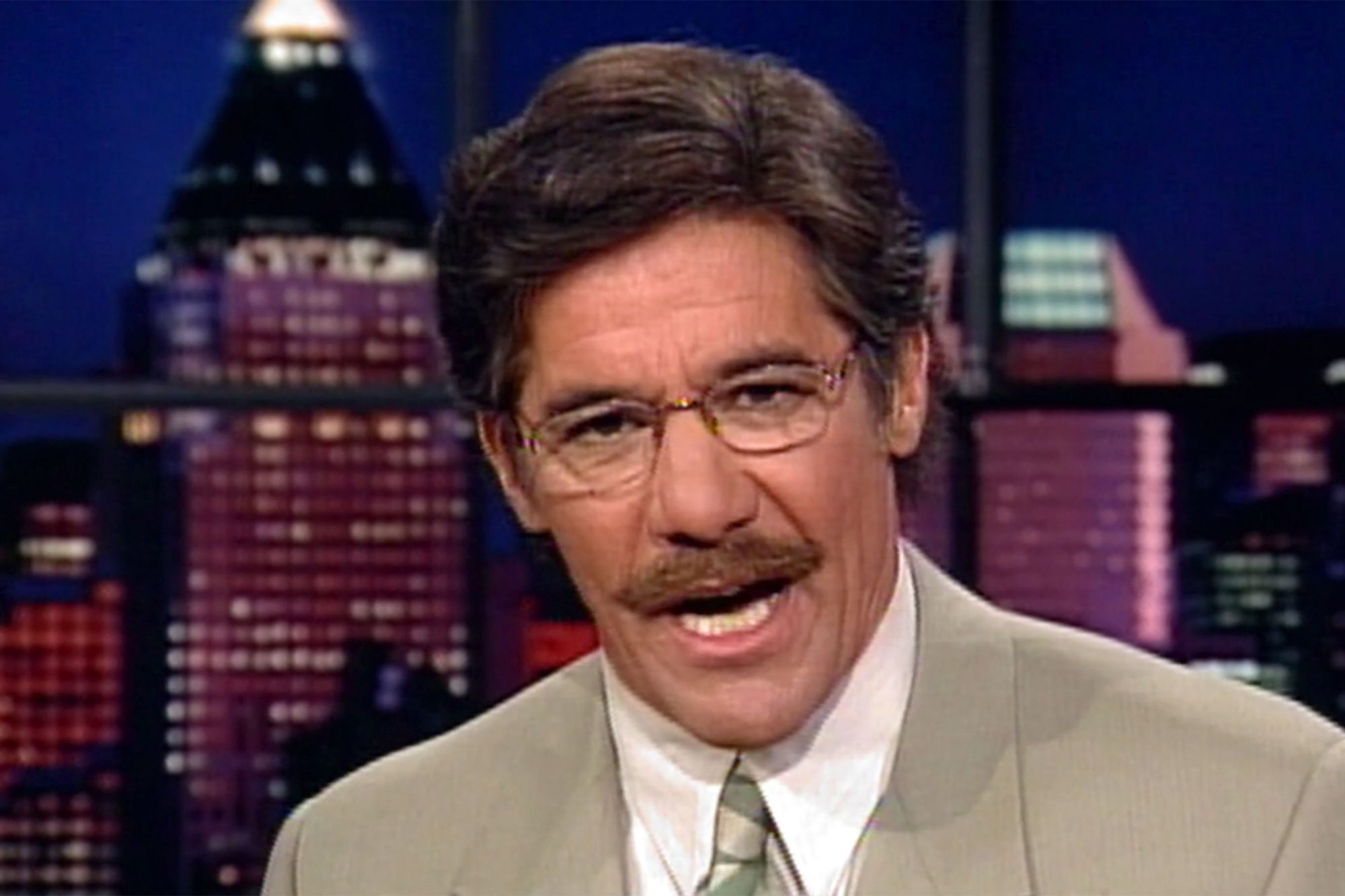39. Geraldo Rivera as himself