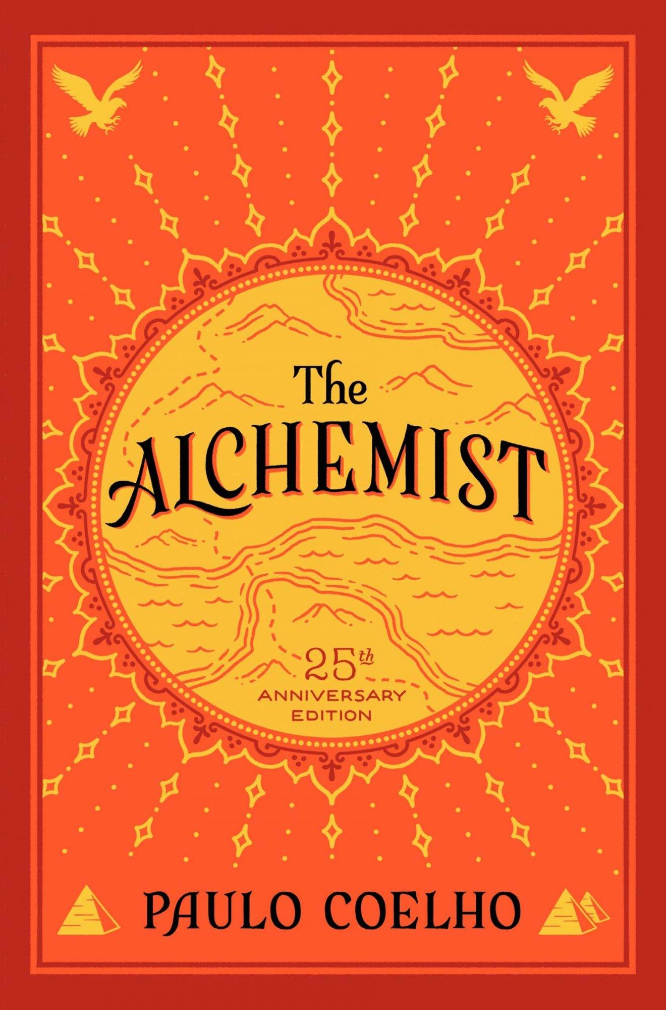 The Alchemist (25th Anniversary Edition) - paperback (4/15/14)by Paulo Coelho