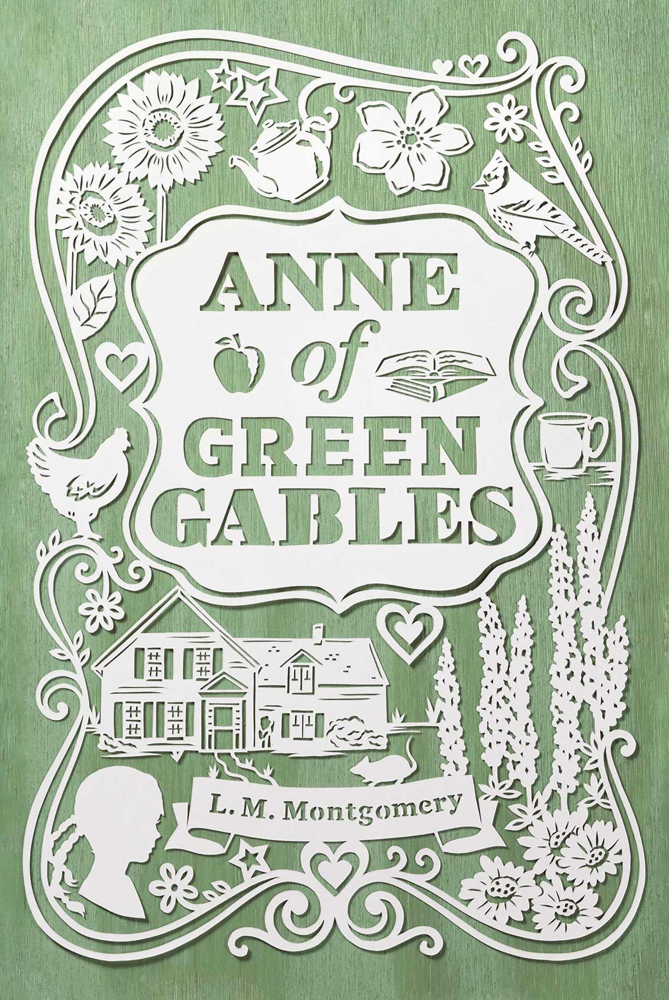 Anne of Green GablesOriginally published 1908/2016 coverLucy Maud Montgomery