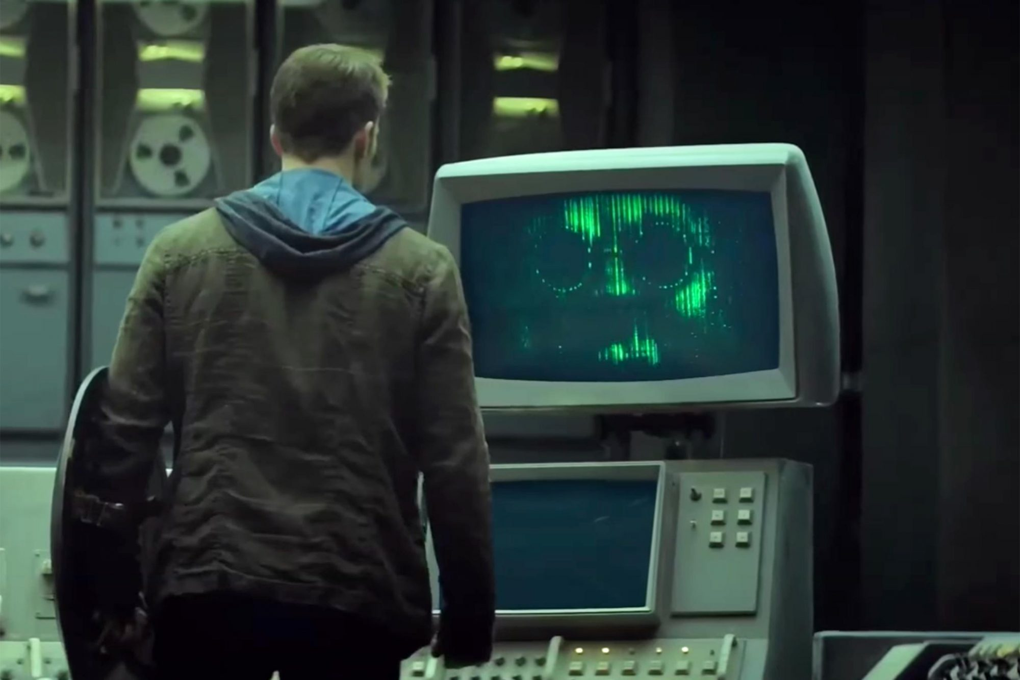 Side lined by MCU, Arnim Zola appeared as an old-fashioned computer in Winter Soldier.