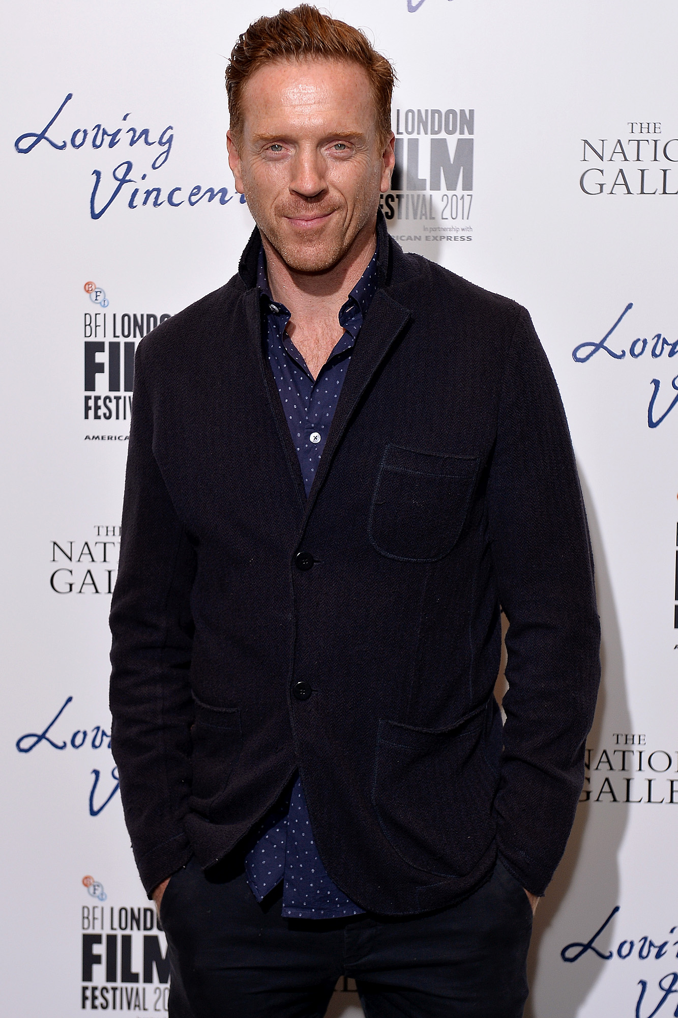 """Loving Vincent"" UK Premiere - 61st BFI London Film Festival"