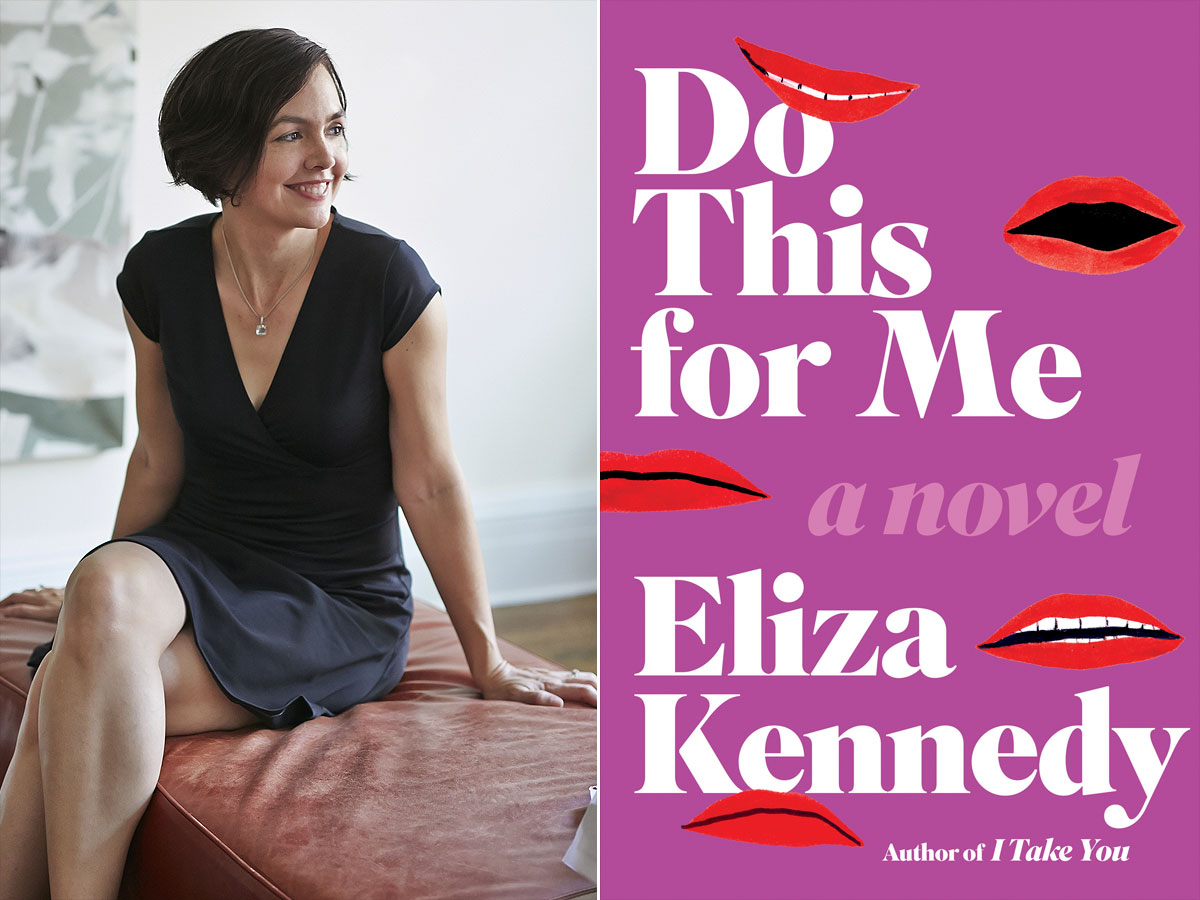 Eliza Kennedy Do This For MeCredit: Lauren Volo
