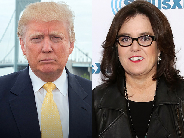 Donald Trump vs. Rosie O'Donnell