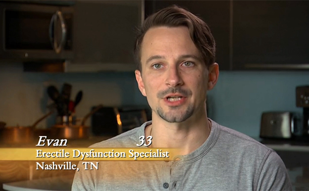 """Erectile Dysfunction Specialist,"" Evan Bass on Season 12 of The Bachelorette"