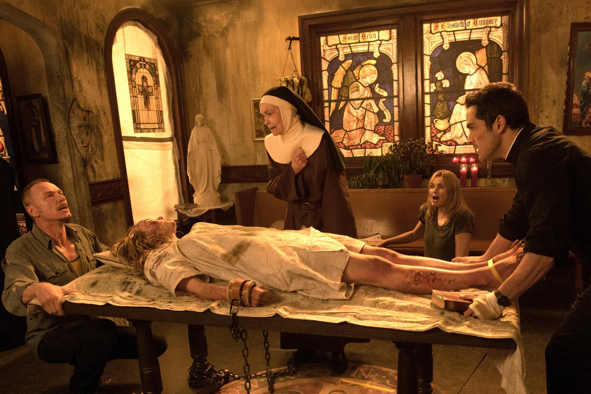 Exorcist Season 1 EP 108