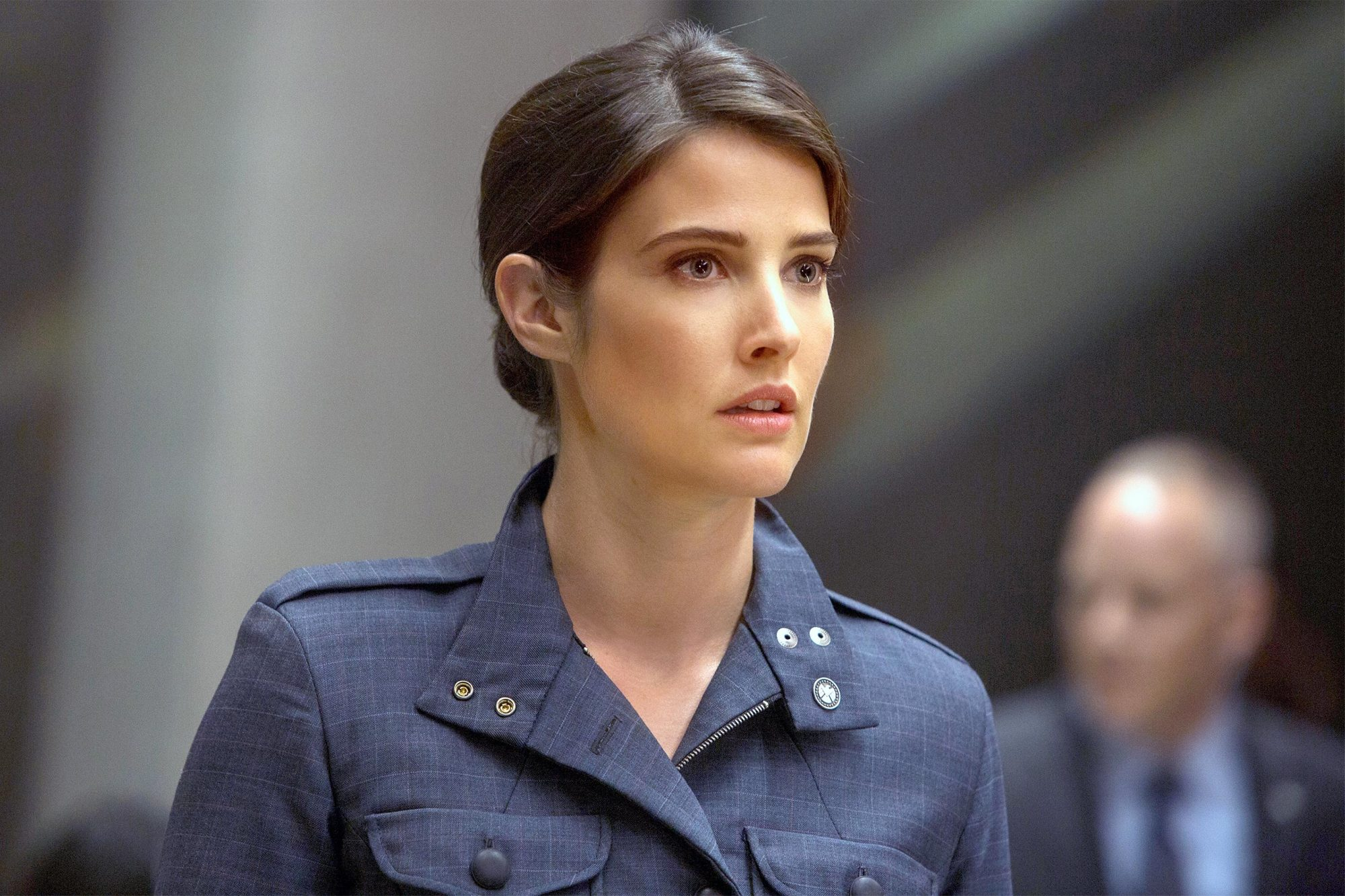 Captain America: The Winter Soldier (2014)Maria Hill (Cobie Smulders)